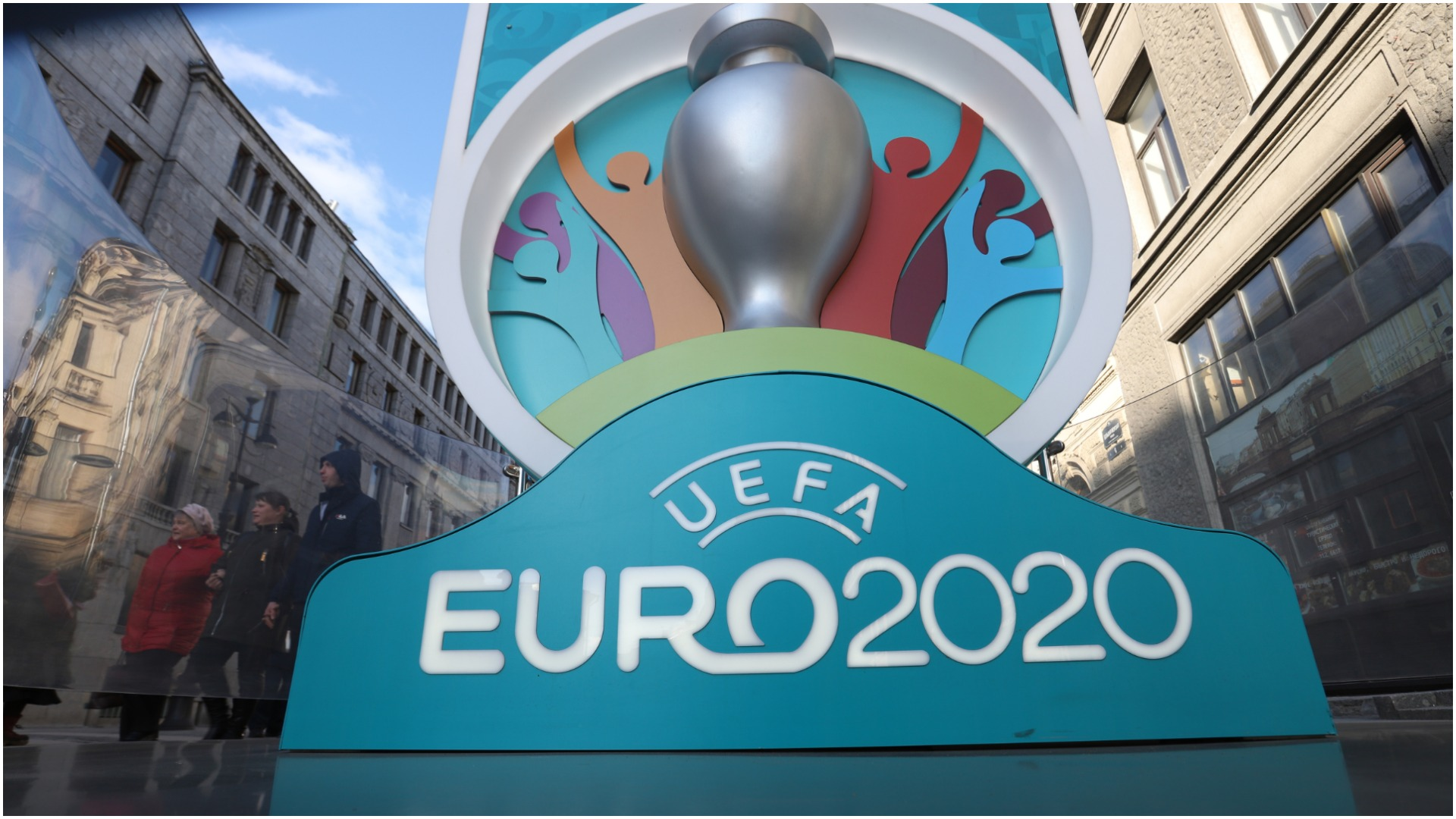 UEFA commits to 12 host cities for delayed Euro 2020