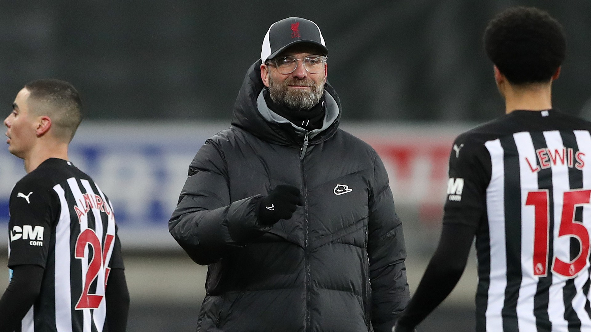 Klopp not expecting Liverpool signings in January