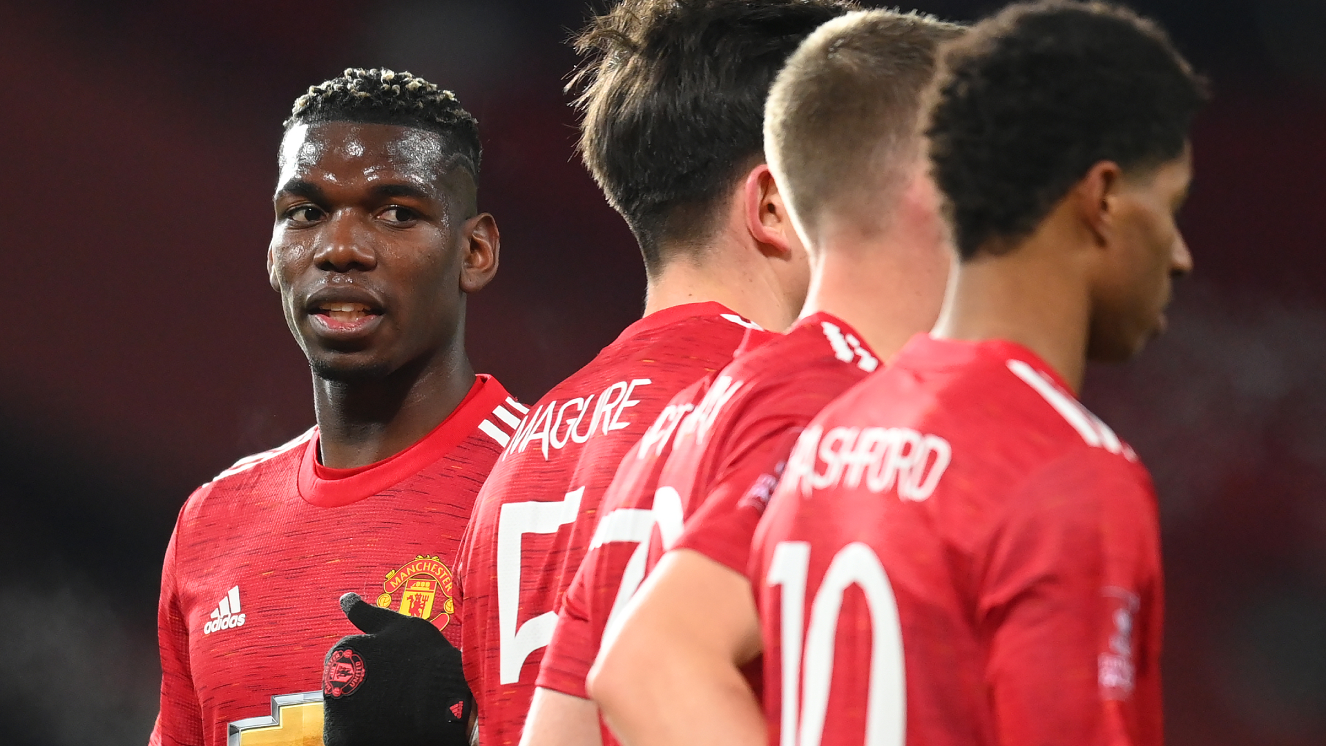 Pogba claims Man Utd players no longer 'cheating' each other as Red Devils chase title