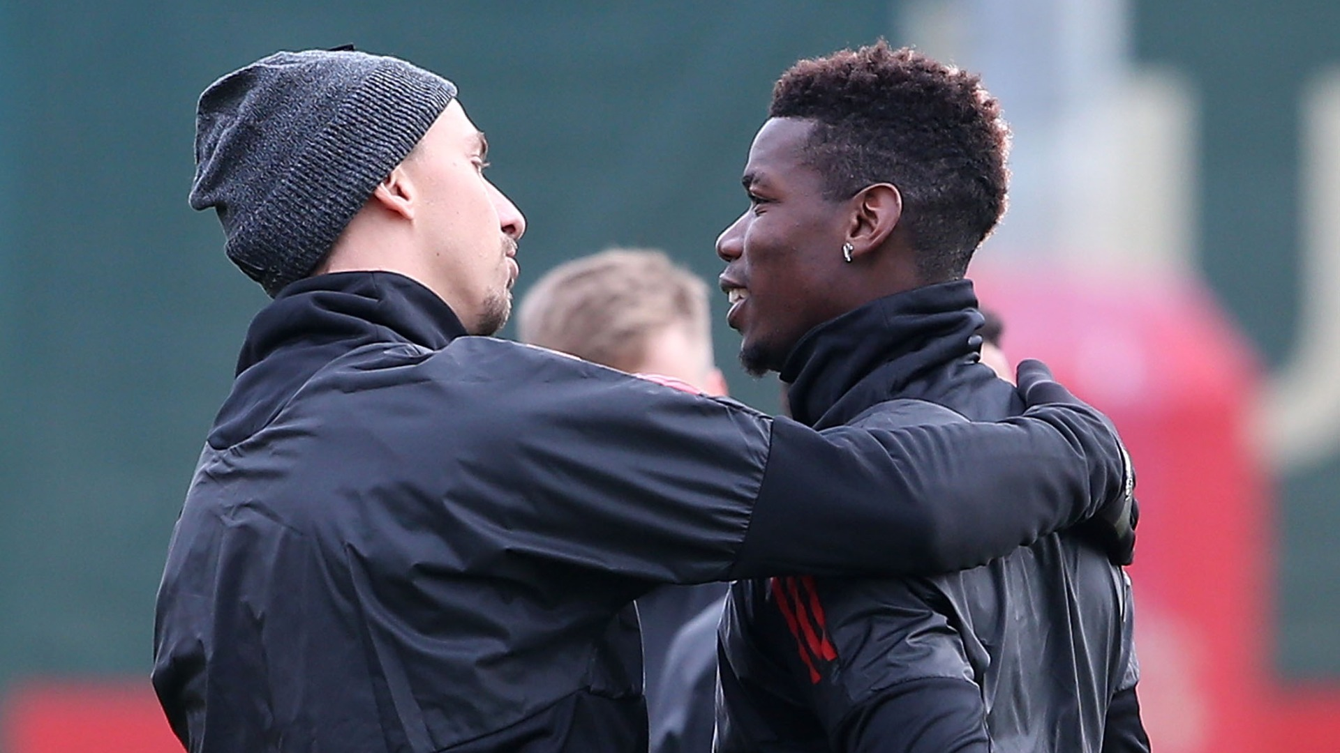 Pogba: Ibrahimovic the last person I'd think of as racist