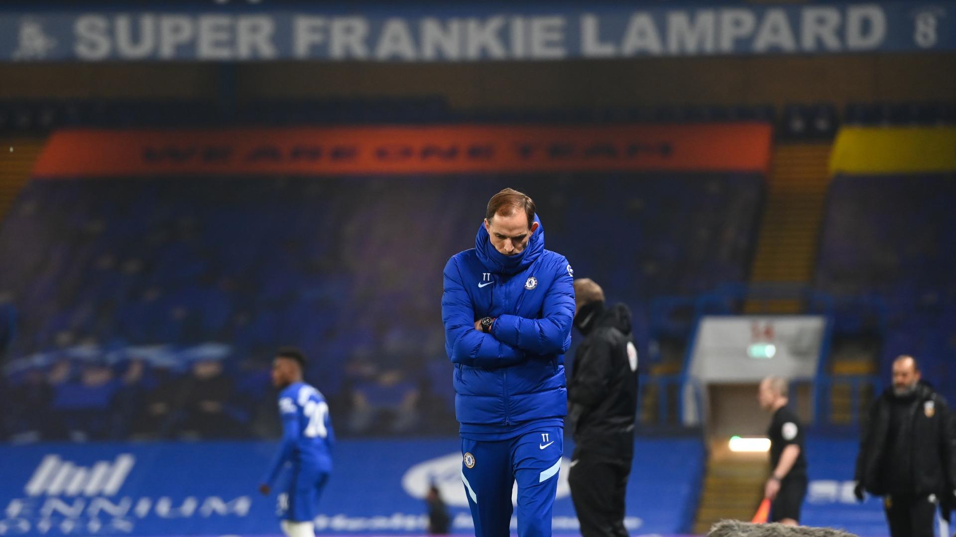 Chelsea 0-0 Wolves: Tuchel era off to unimpressive start despite Blues' dominance