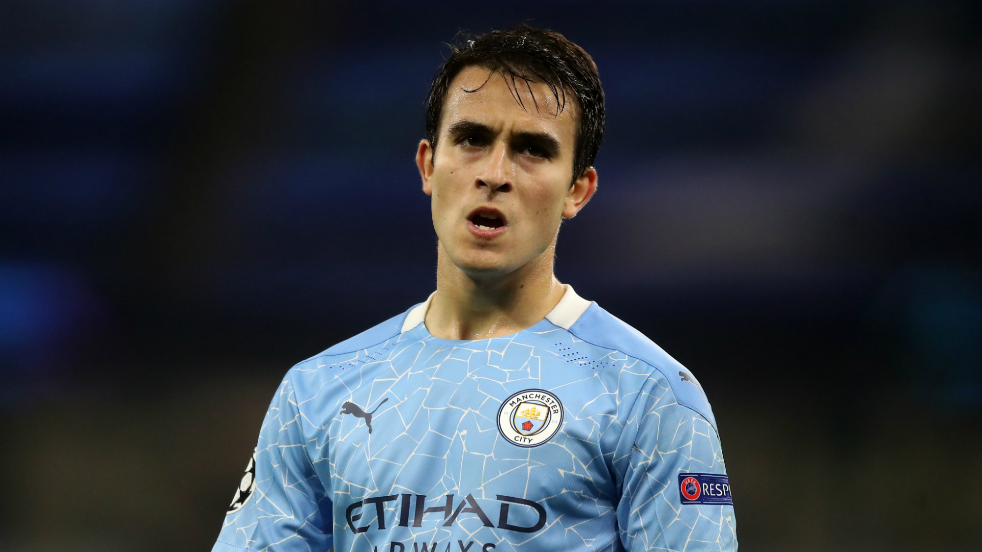 Man City confirm Garcia and staff member tested positive for coronavirus