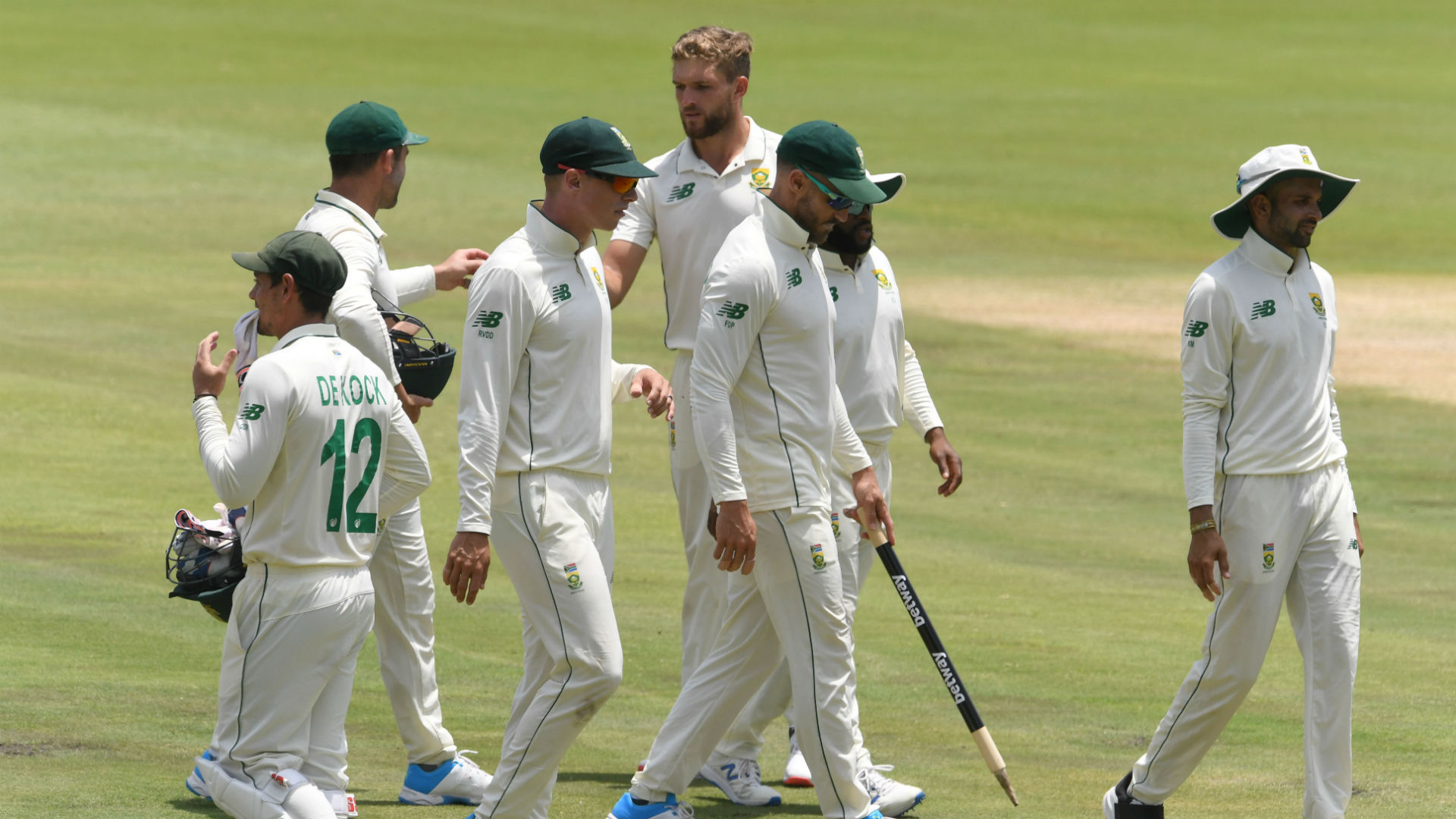 South Africa aim to double up in Johannesburg against depleted Sri Lanka