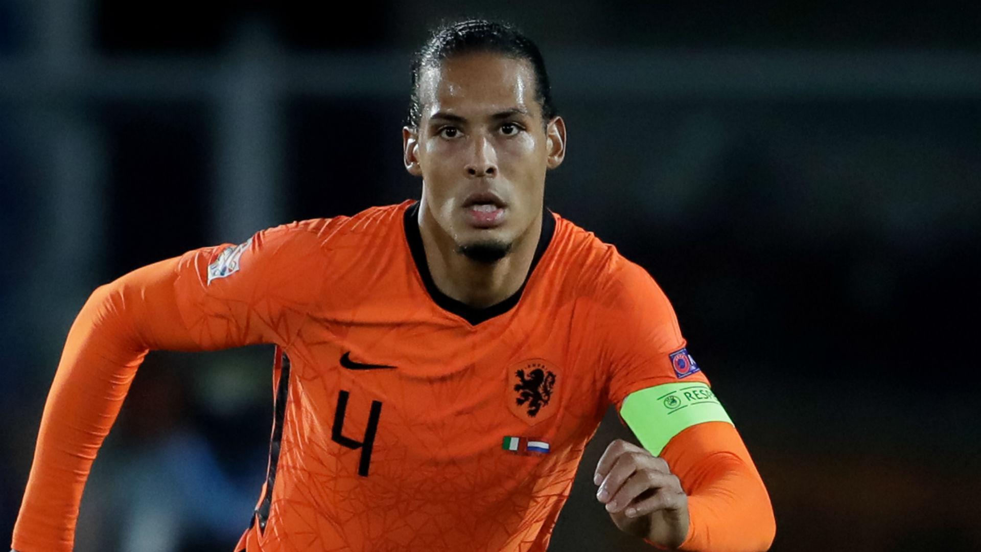 Van Dijk backed to be fit for Euros by Netherlands boss De Boer
