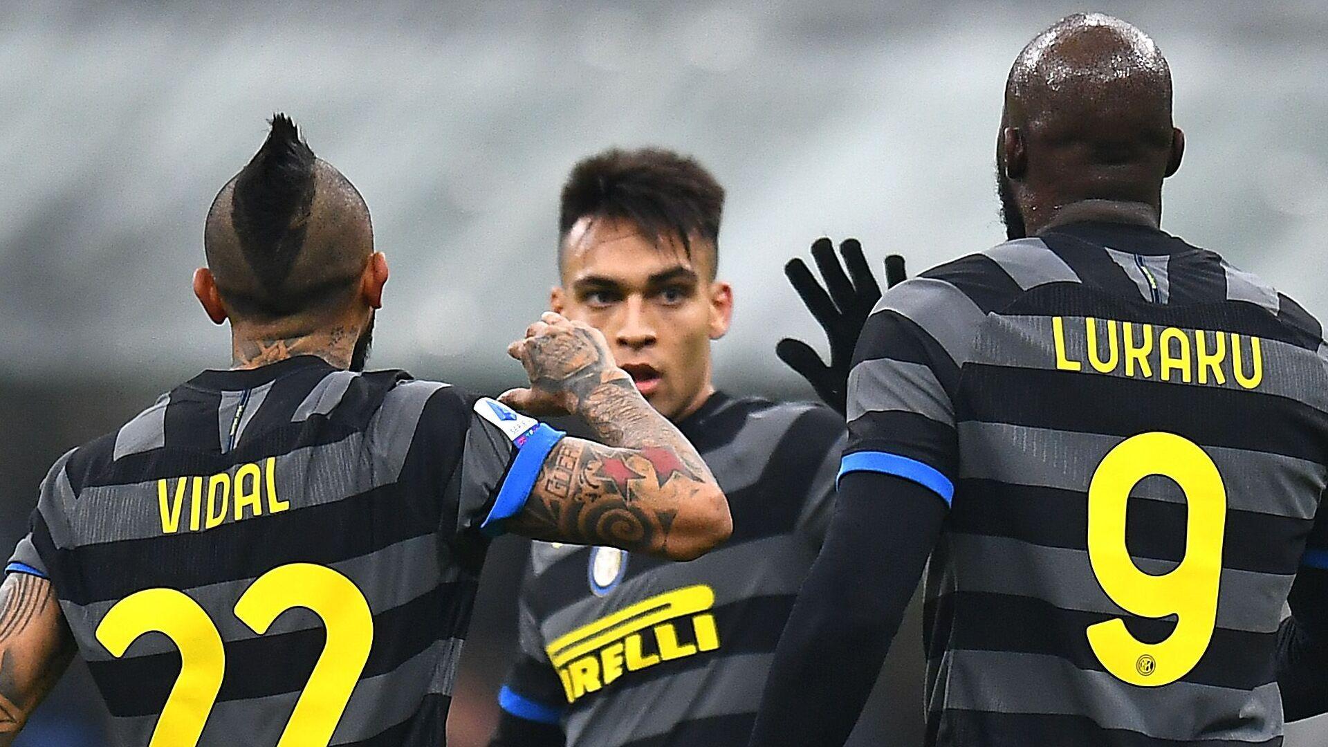Inter 4-0 Benevento: Lukaku brace secures easy win