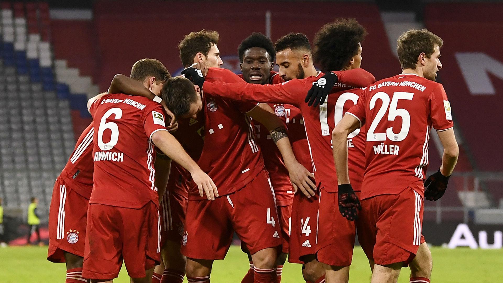 Bayern Munich 5-2 Mainz: Flick's comeback kings strike again
