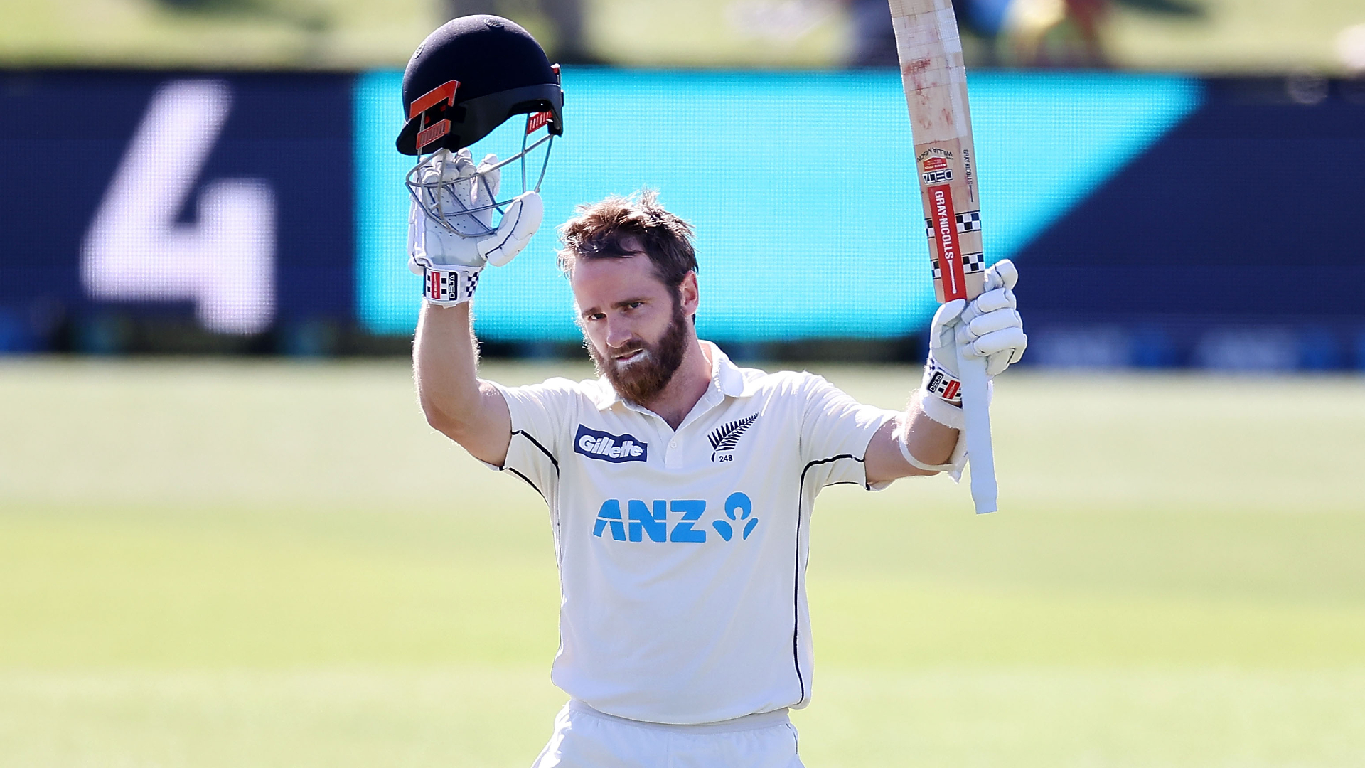 Williamson scores another century as New Zealand take control against Pakistan