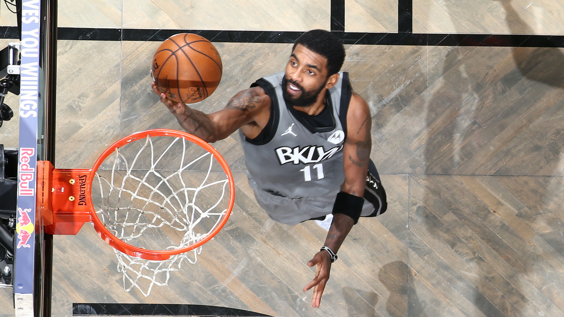 Kyrie Irving not getting frustrated as Nets continue to struggle