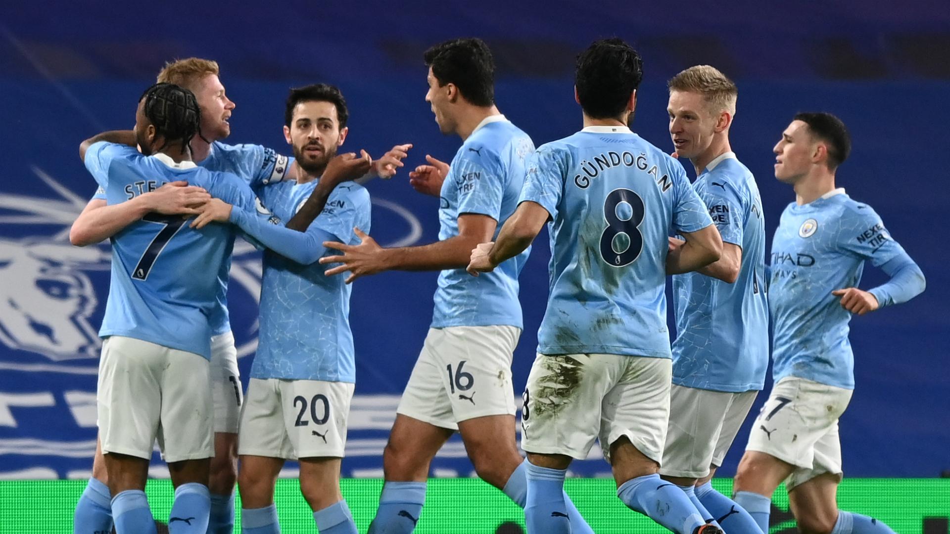Guardiola: Man City are recovering title-winning rhythm