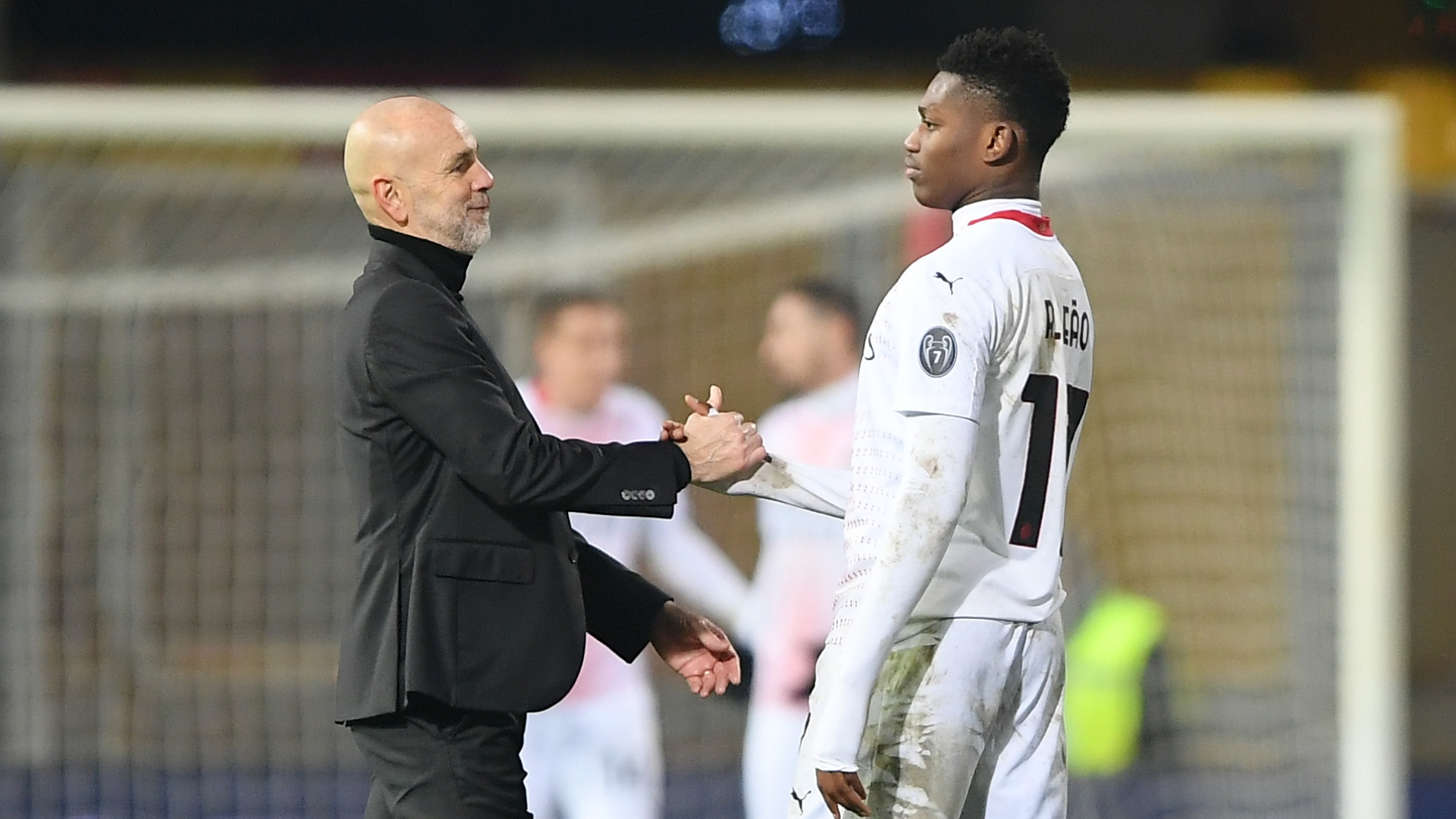 Pioli: 10-man Milan showed heart, intensity, passion and belief