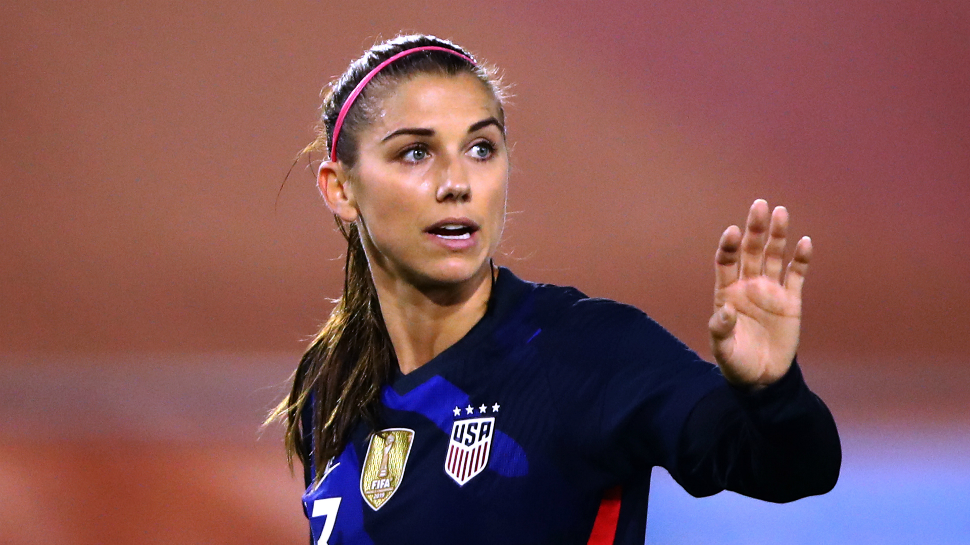 Alex Morgan and family battle COVID: USWNT star's California holidays misery