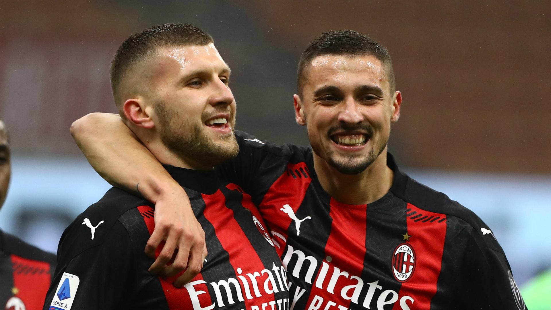 Milan pair Rebic and Krunic test positive for coronavirus ahead of Juventus clash