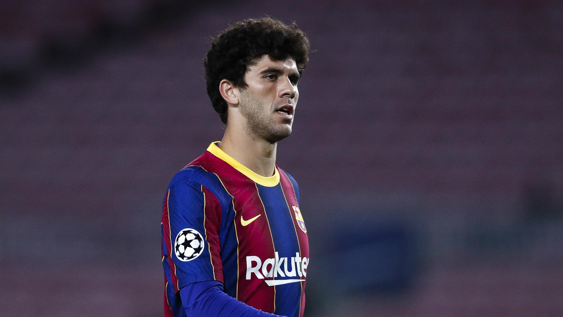 Barcelona midfielder Alena joins Getafe on loan