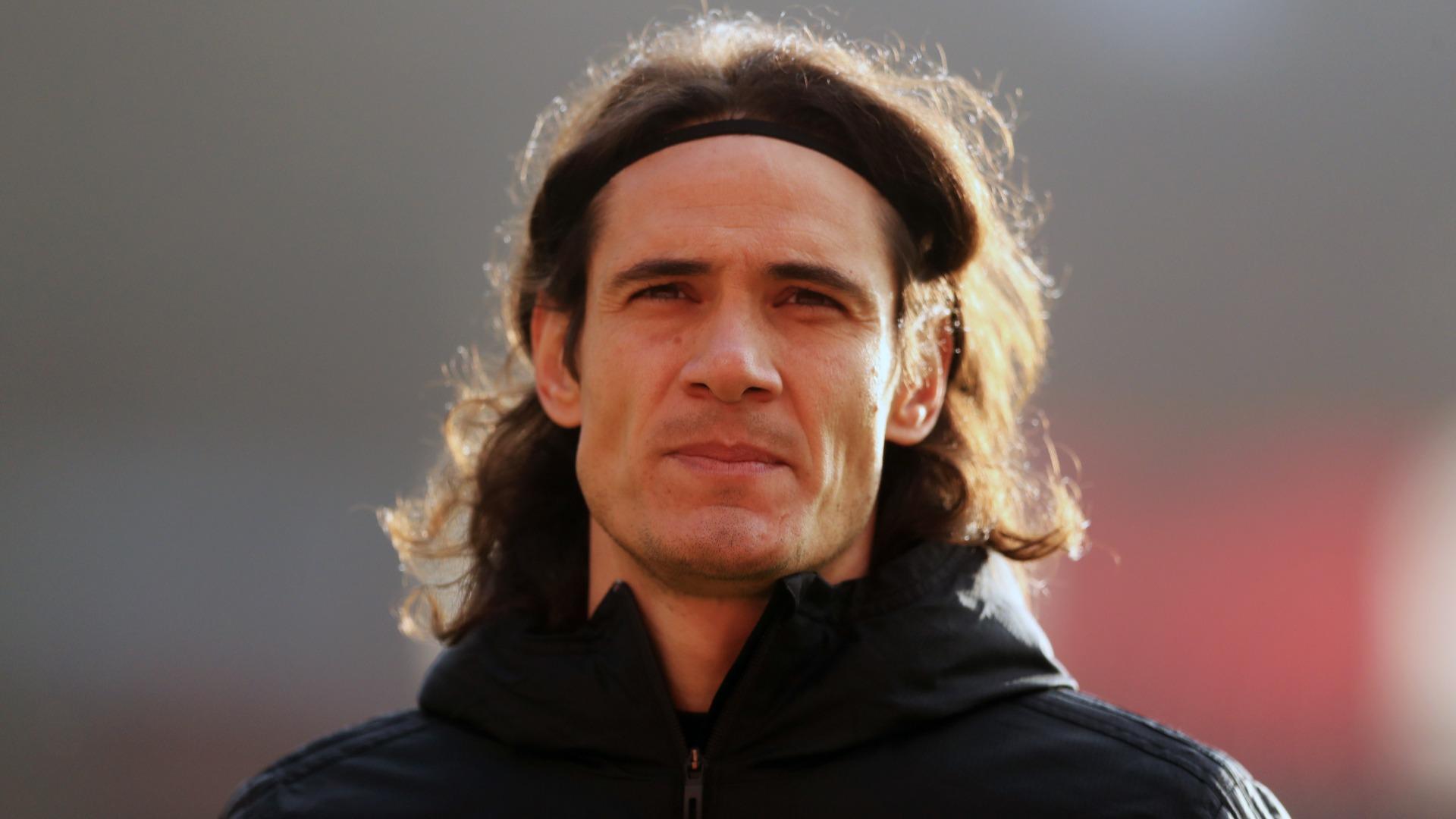 Cavani gets CONMEBOL backing after FA ban