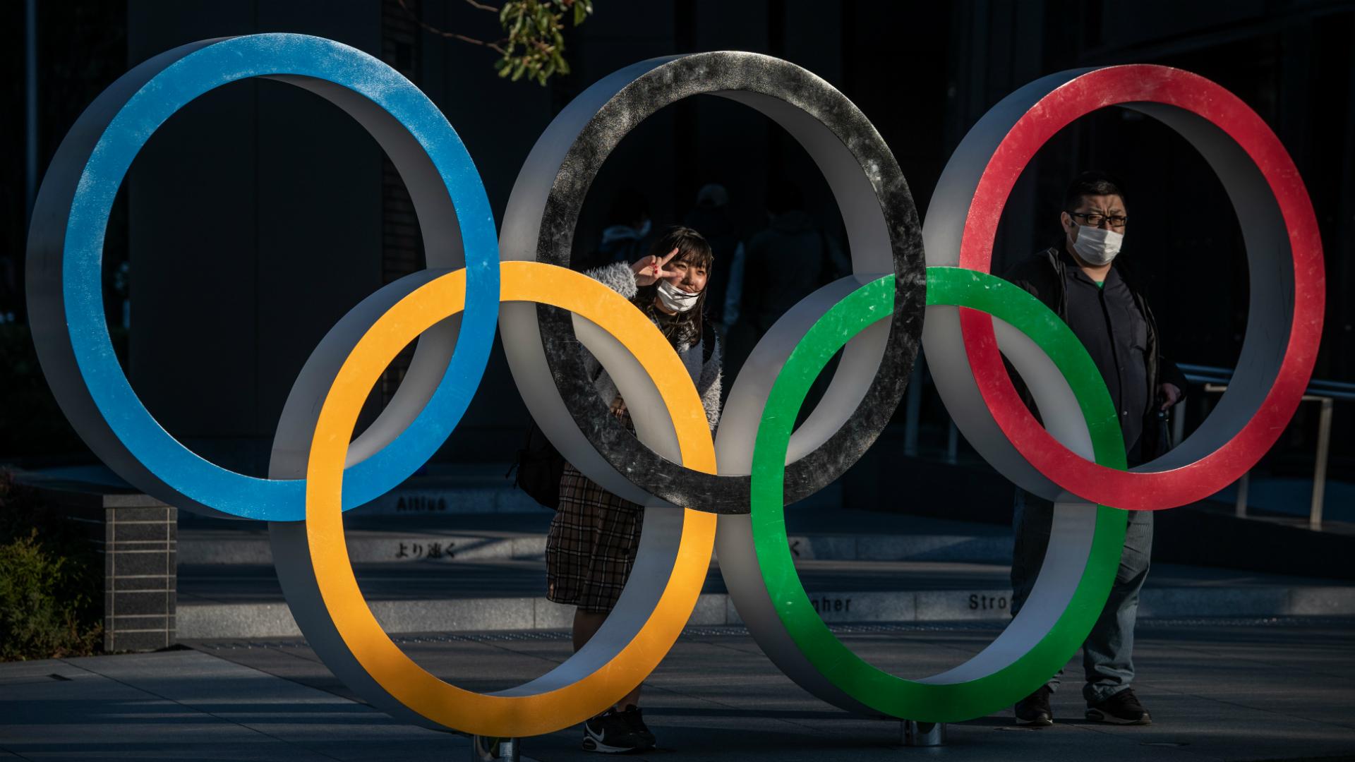 Olympic athletes should be prioritised for coronavirus jab - Pound
