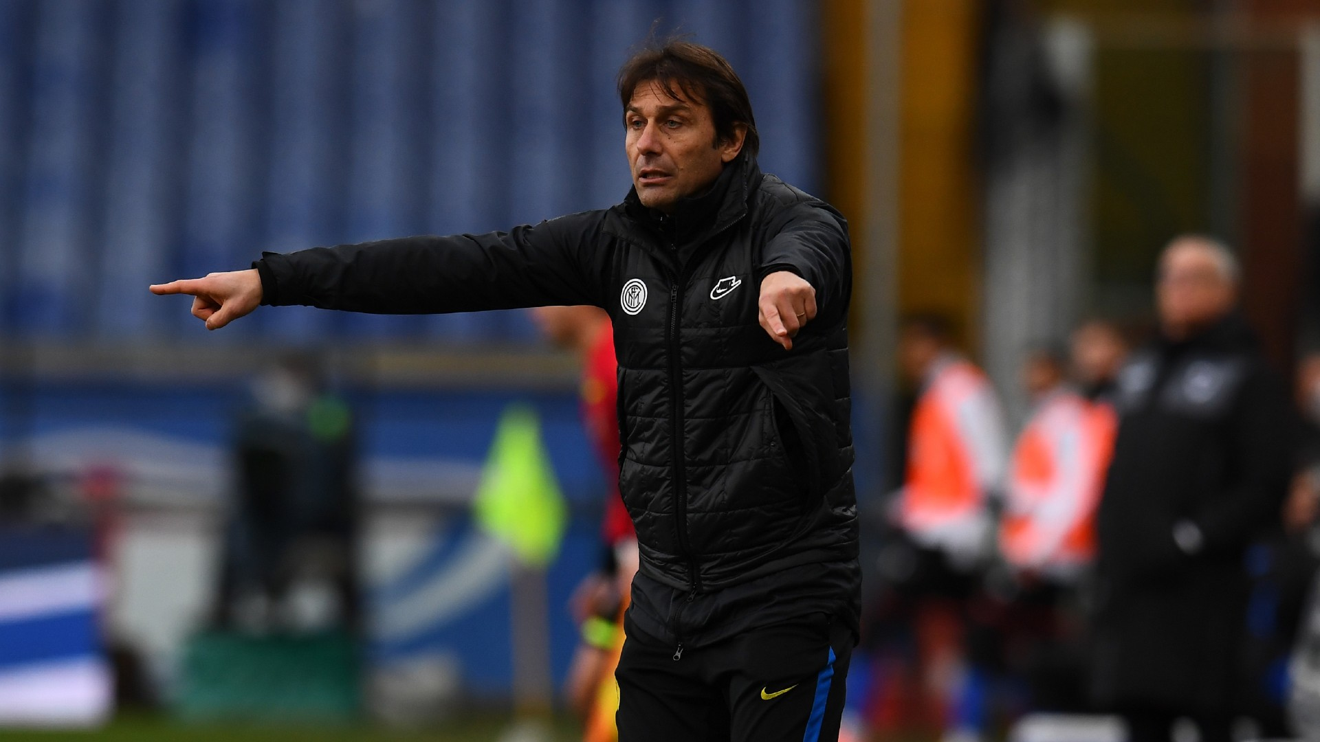 Inter deserved more - Conte bemoans Sampdoria slip-up in Scudetto race