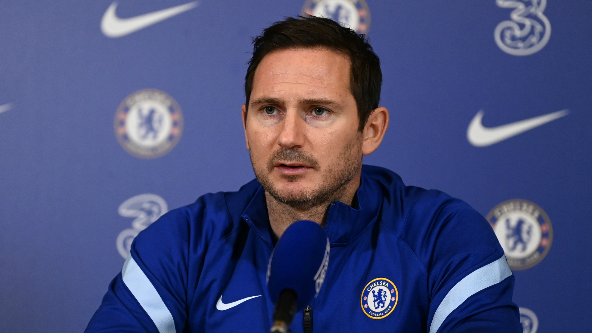 Lampard 'not completely comfortable' as football carries on amid rising coronavirus cases