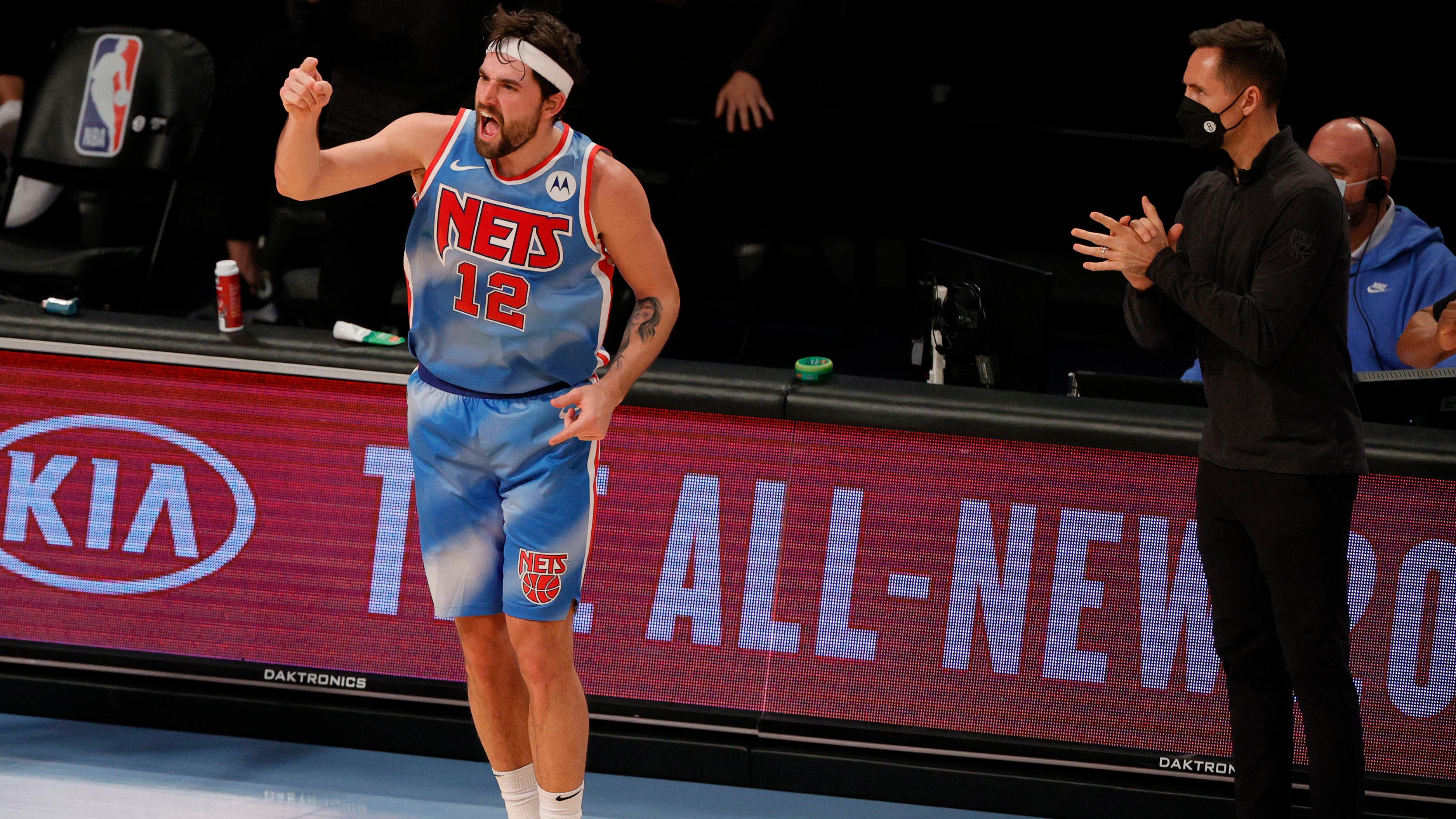 Joe's a stud – Nash hails Harris after Nets' win