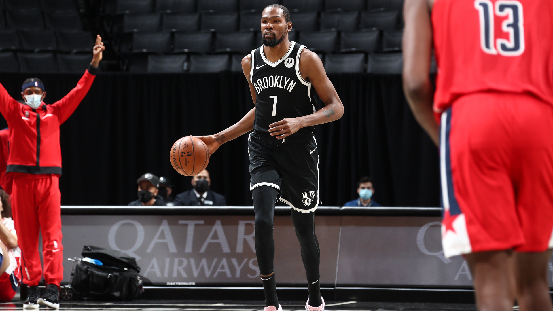 Durant could return for Nets on Sunday, Irving out of 76ers clash