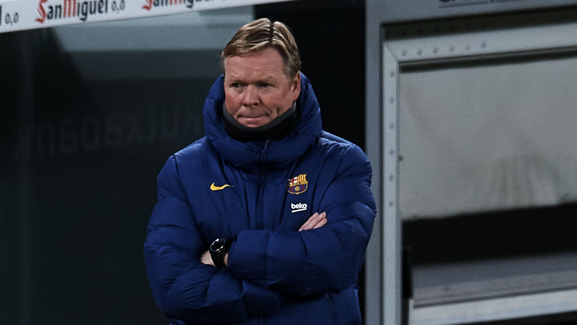 Koeman: January signings important for Barcelona - if they are possible