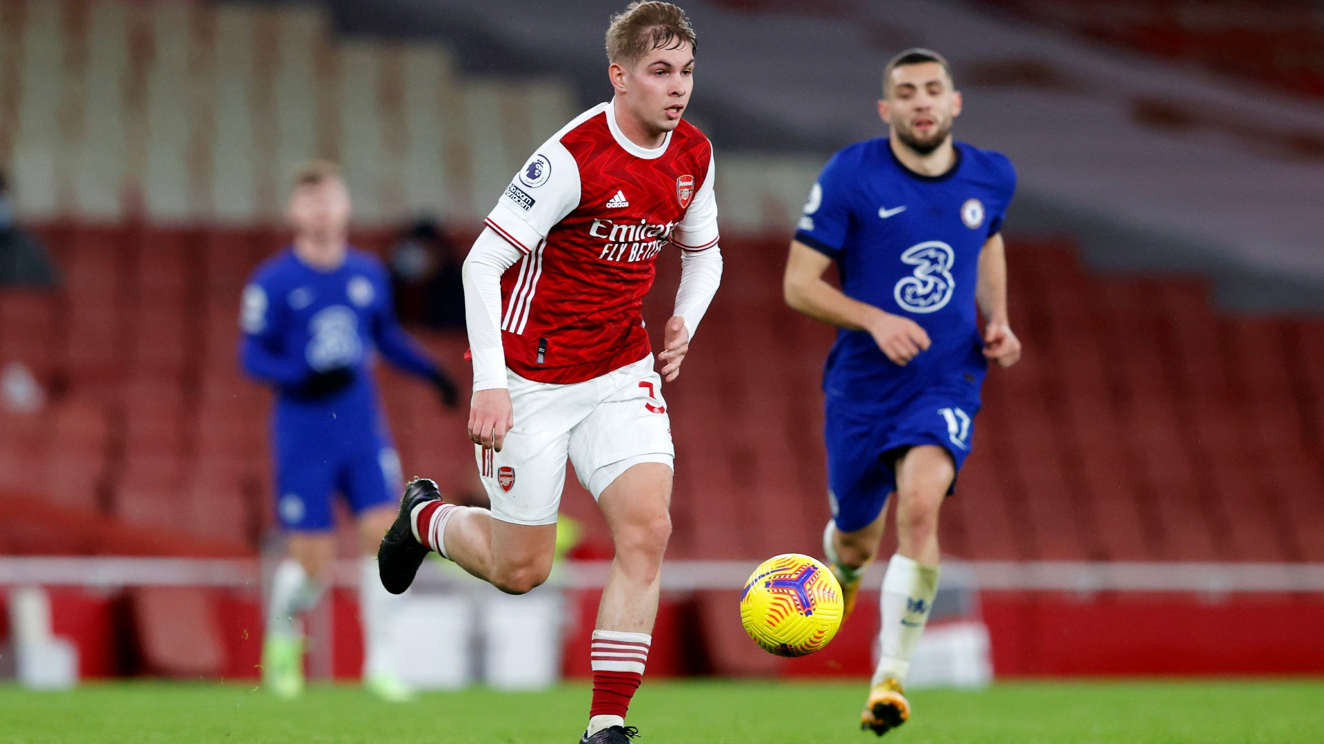 Smith Rowe can match Foden and Sancho, says Arteta