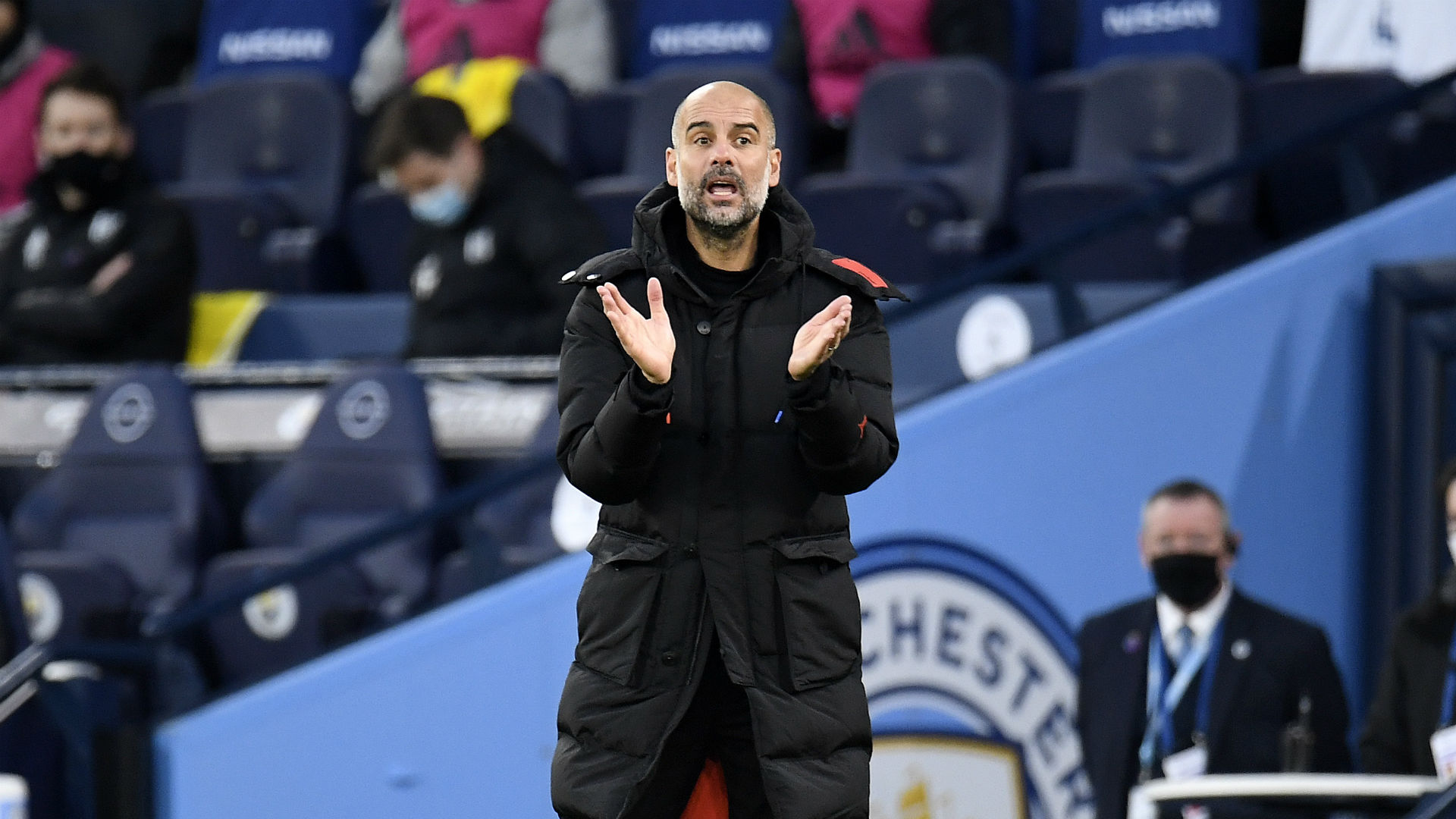 Guardiola admits to uncertainty over how players will return after contracting COVID-19