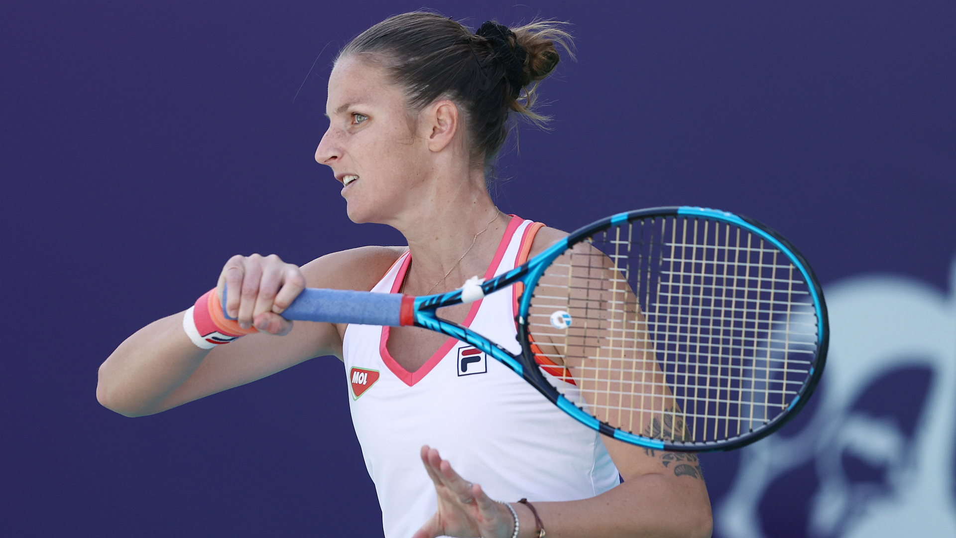 Pliskova crashes out to world number 292 in Abu Dhabi