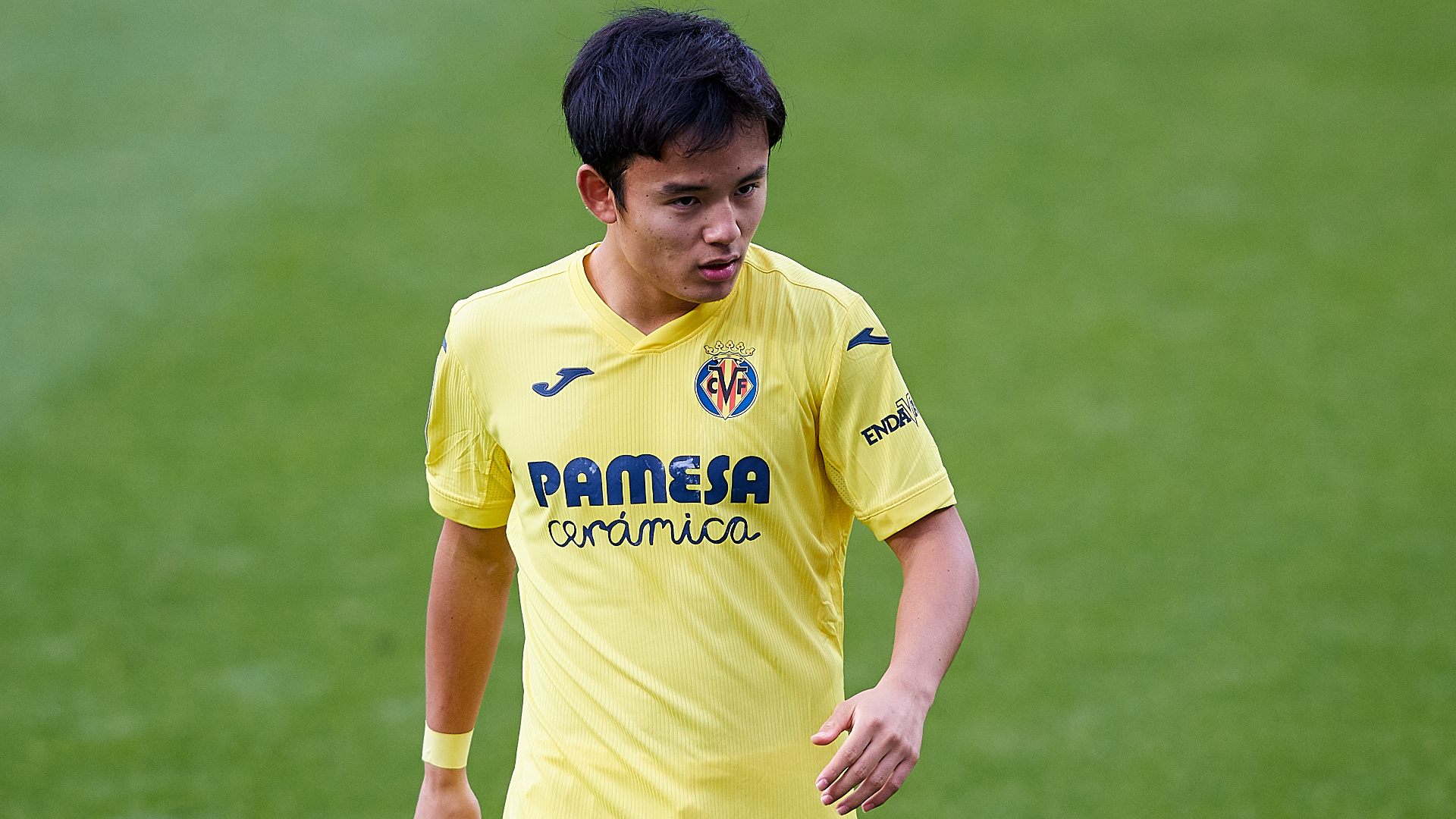 Real Madrid's Kubo loaned to Getafe after Villarreal stay is cut short
