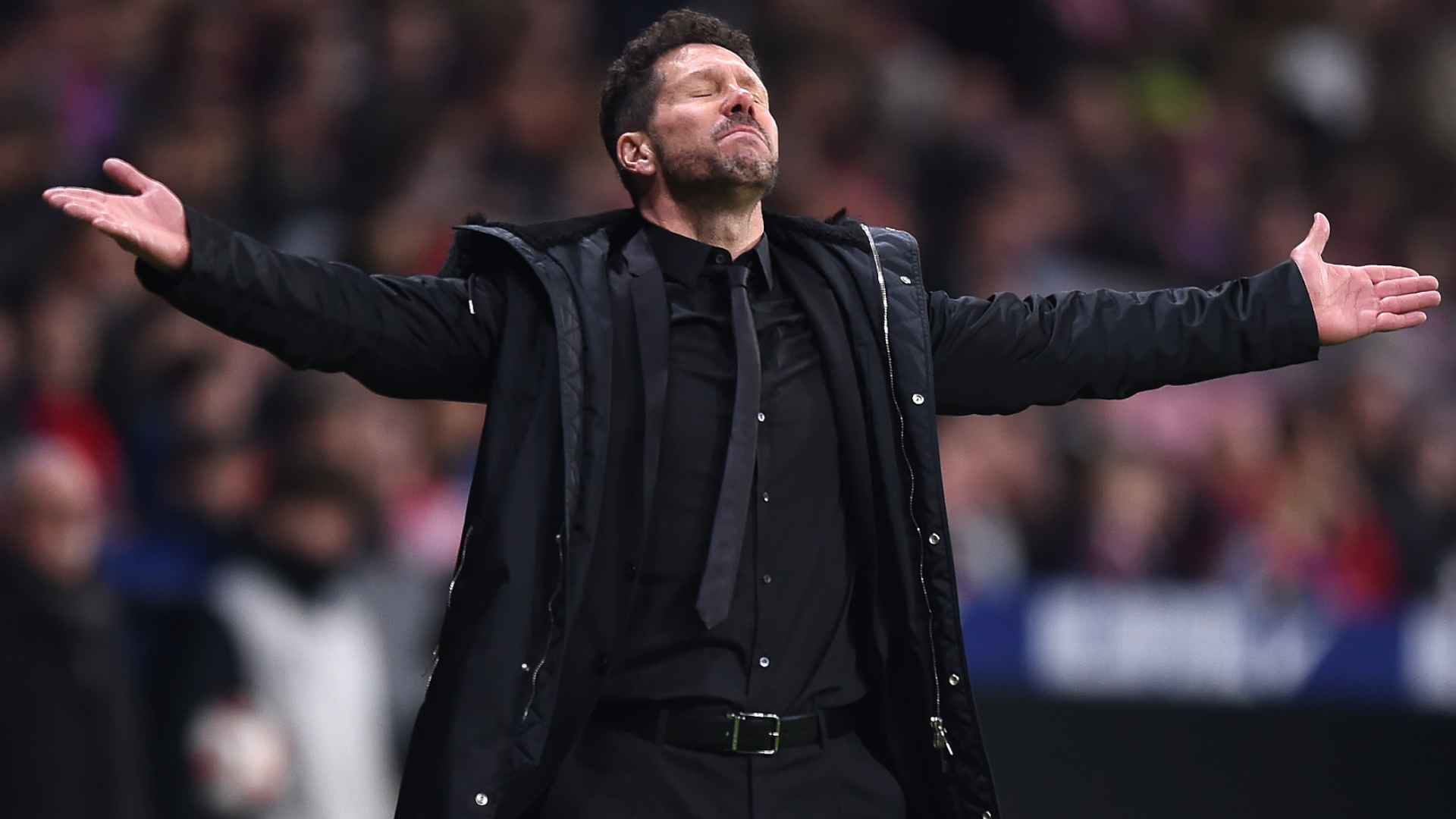 Simeone into the history books as Atletico Madrid coach matches Aragones record