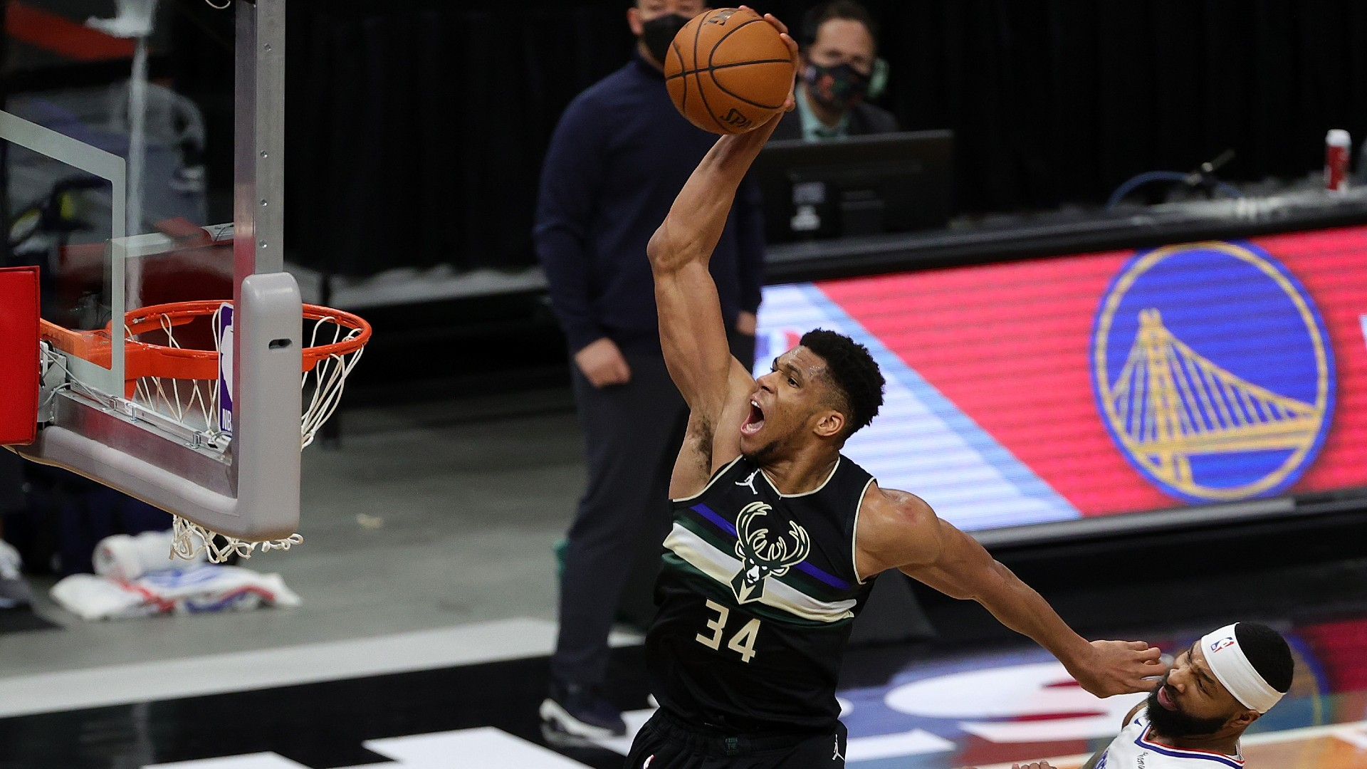 NBA Heat Check: The Greek Freak on fire as Steph suffers three-point slump