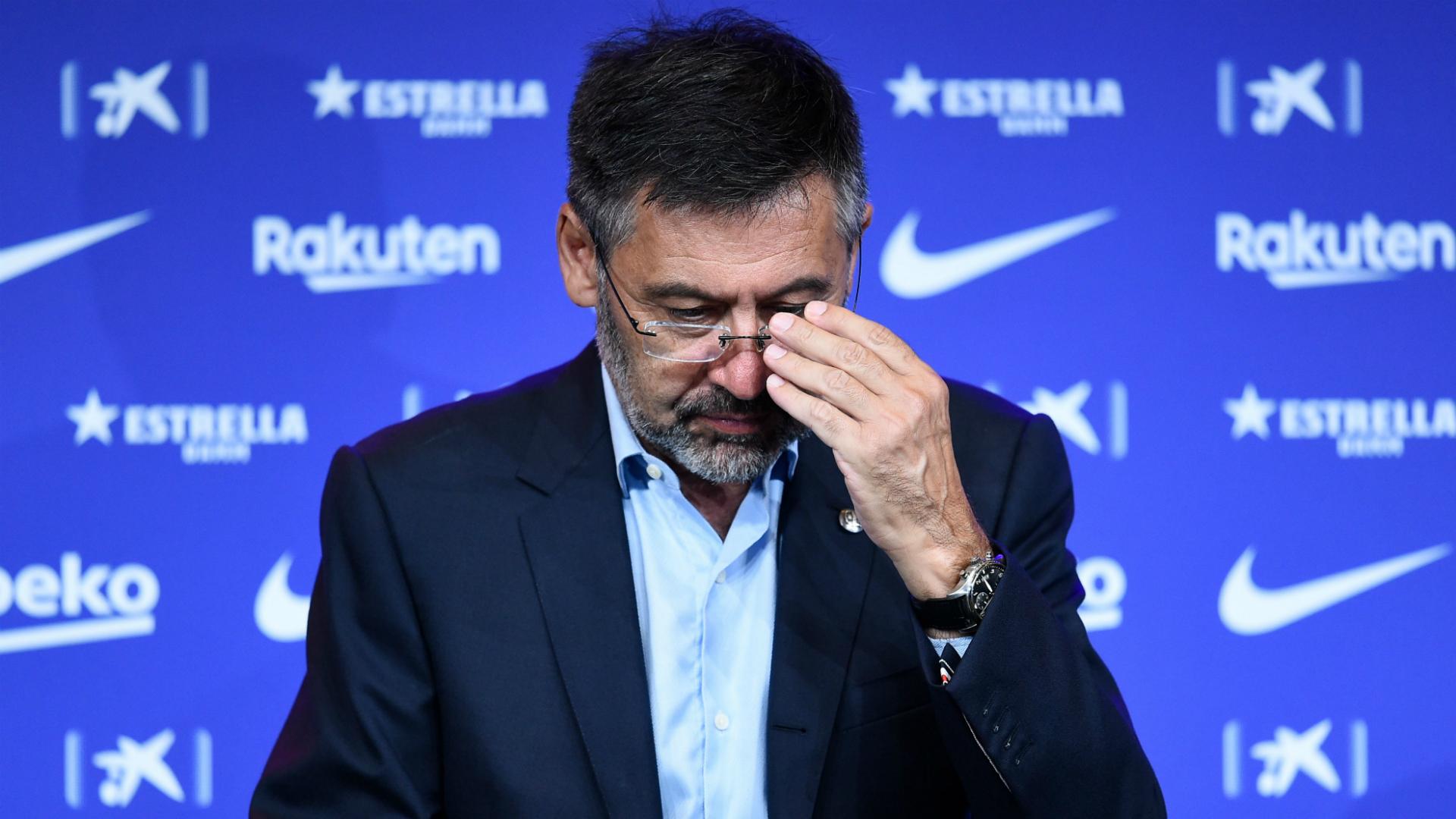 Bartomeu arrest reports after Barcelona office raid