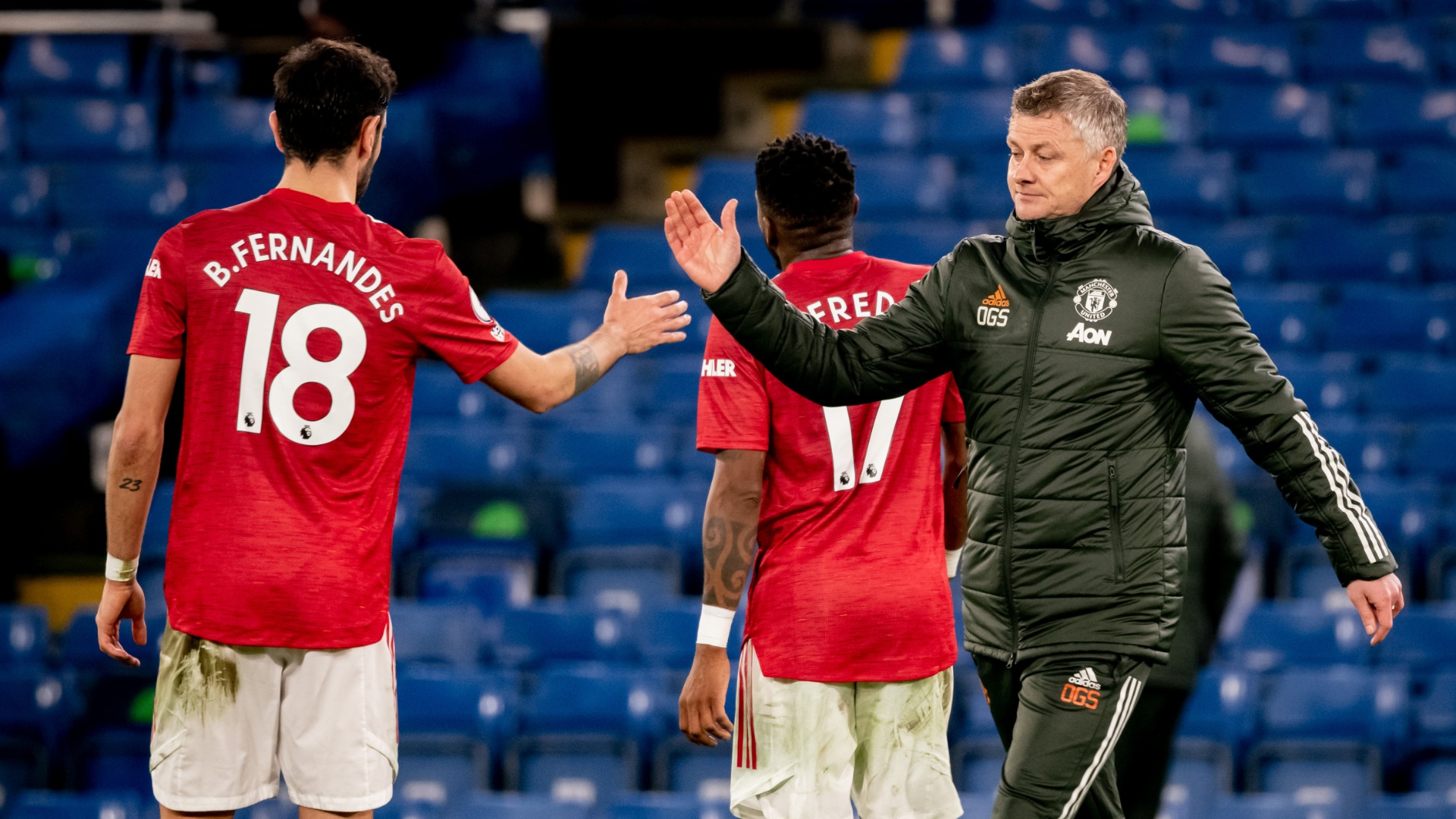 Solskjaer frustrated by forwards as Man Utd's woeful 'big six' run continues
