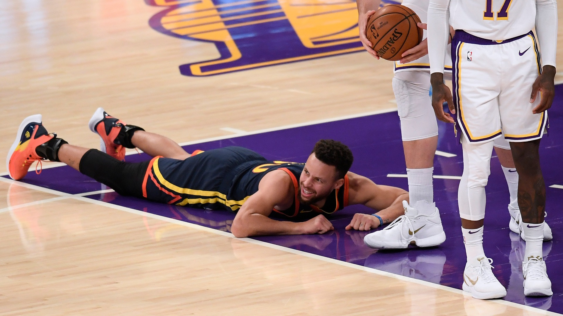 Curry on loss to LeBron: Teams remember the past six years and want to beat us bad!