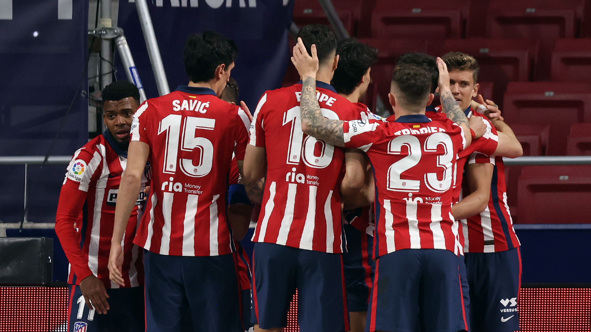 Atletico Madrid 2-1 Athletic Bilbao: LaLiga leaders recover to go six points clear