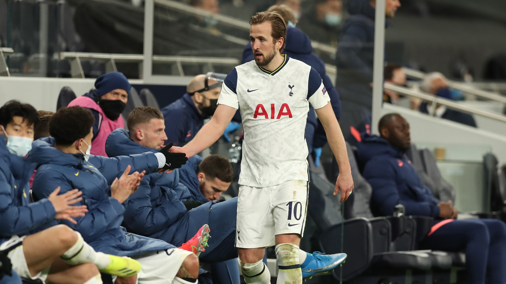 Mourinho confident Spurs star Kane will be fit for Arsenal clash