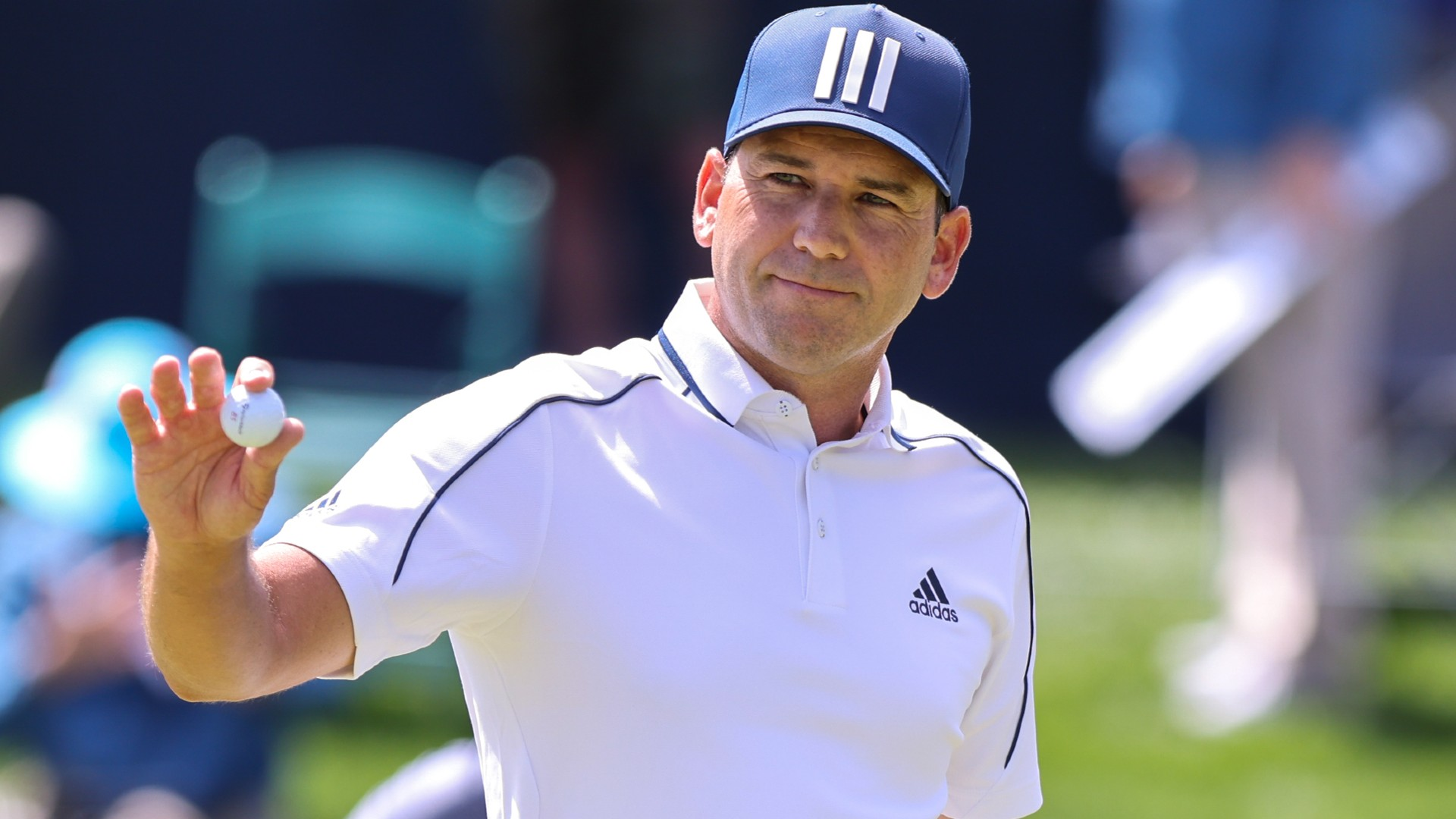 Garcia leads Players Championship as McIlroy has day to forget
