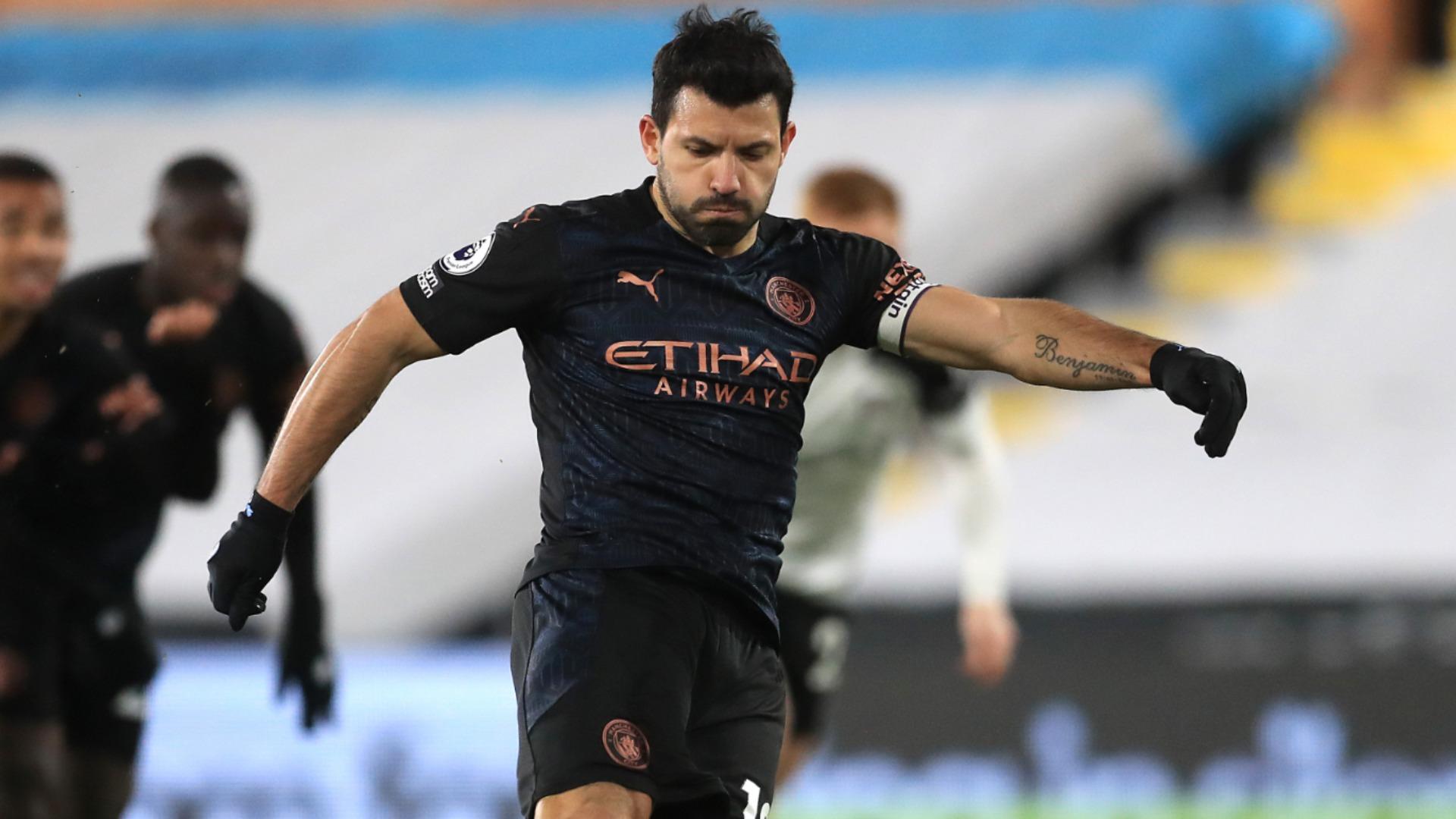 Guardiola and Stones thrilled as Aguero ends Premier League drought