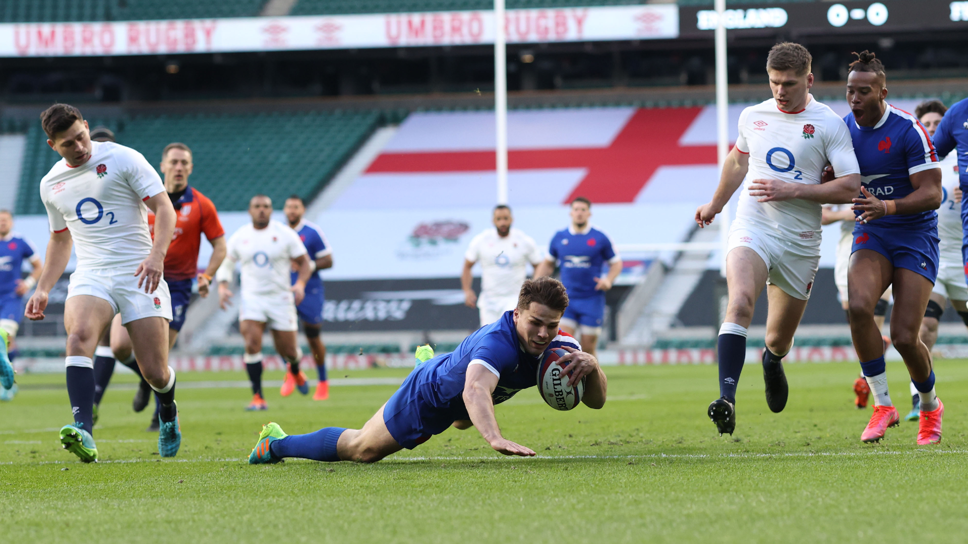 Six Nations 2021: France empty-handed after Twickenham thriller but future looks bright for Les Bleus