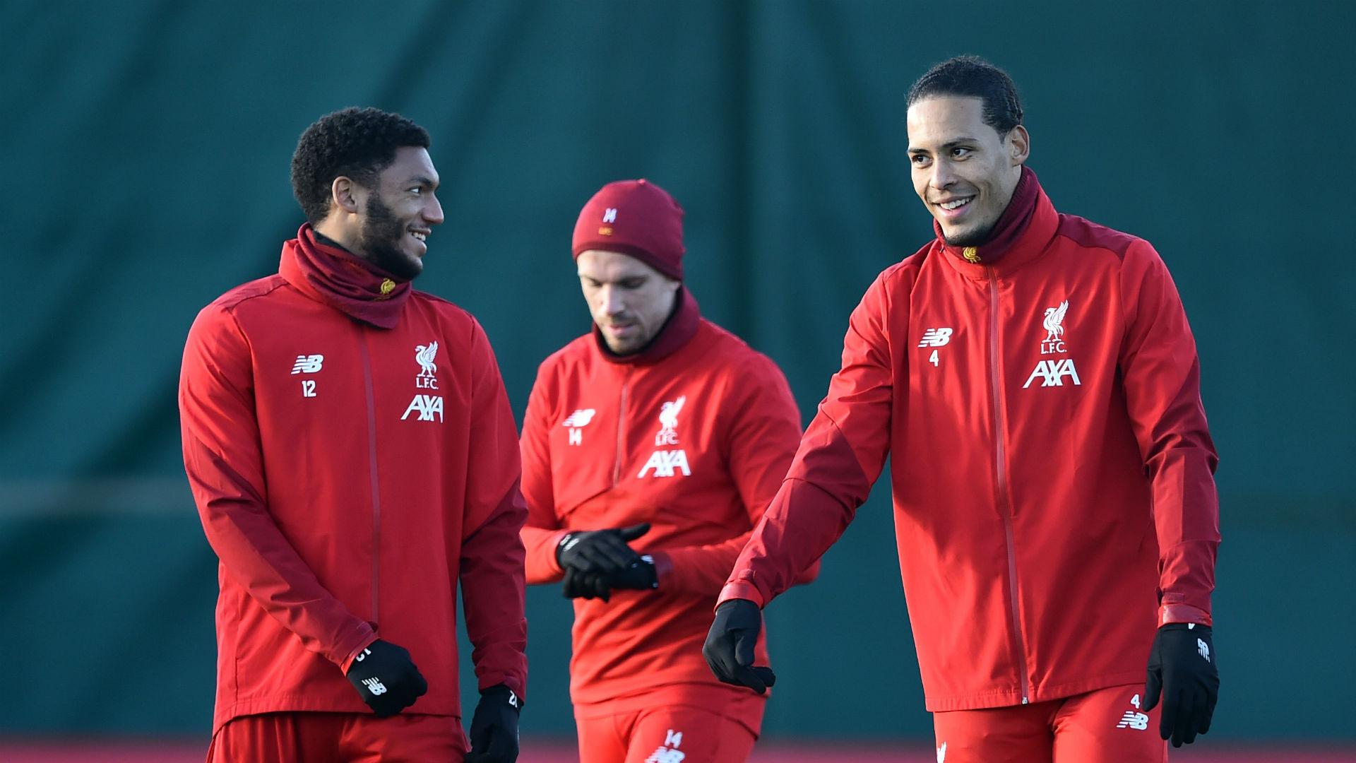 Van Dijk, Gomez unlikely to be fit for Euro 2020 – Klopp