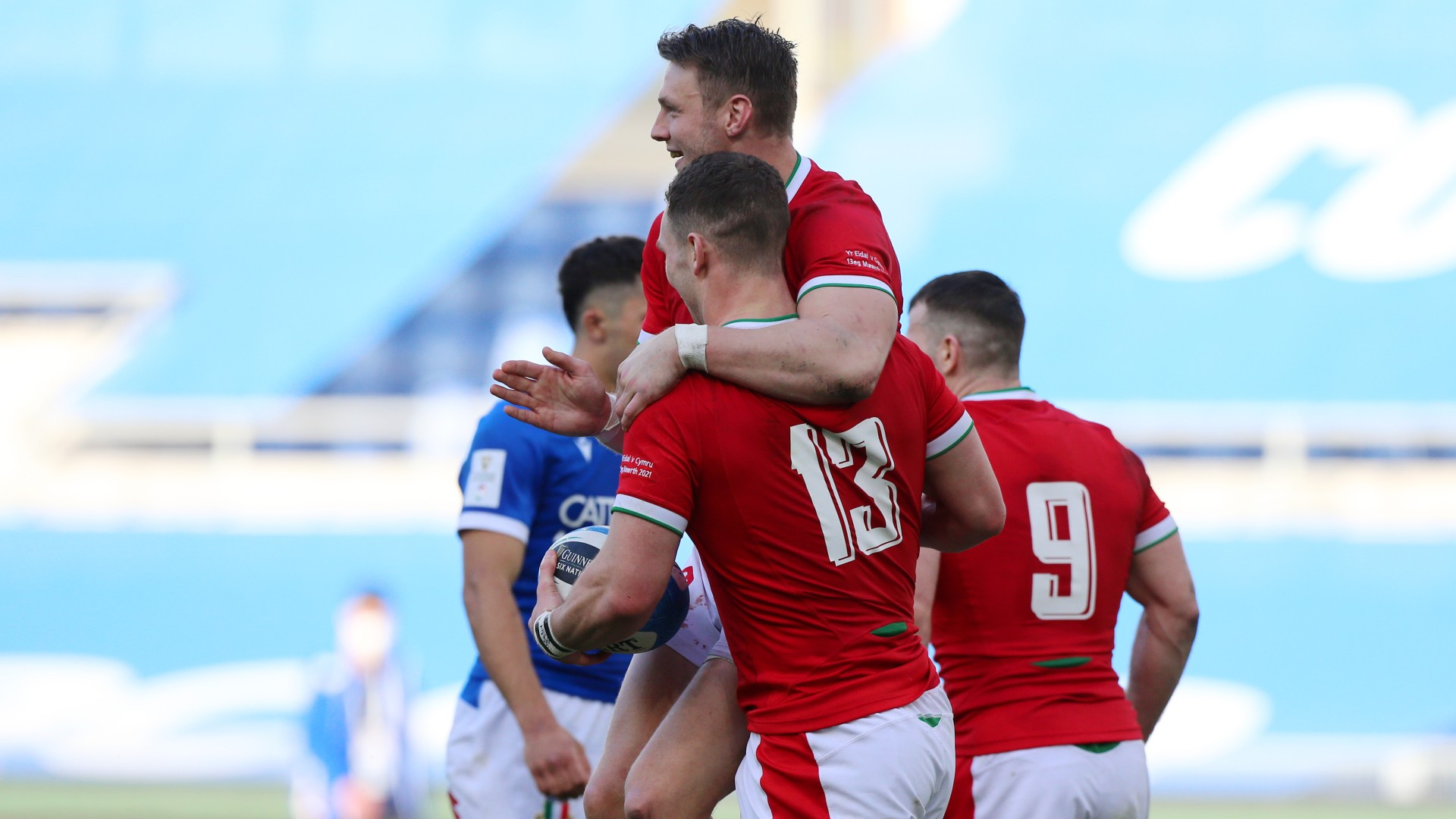 Six Nations 2021: Italy 7-48 Wales