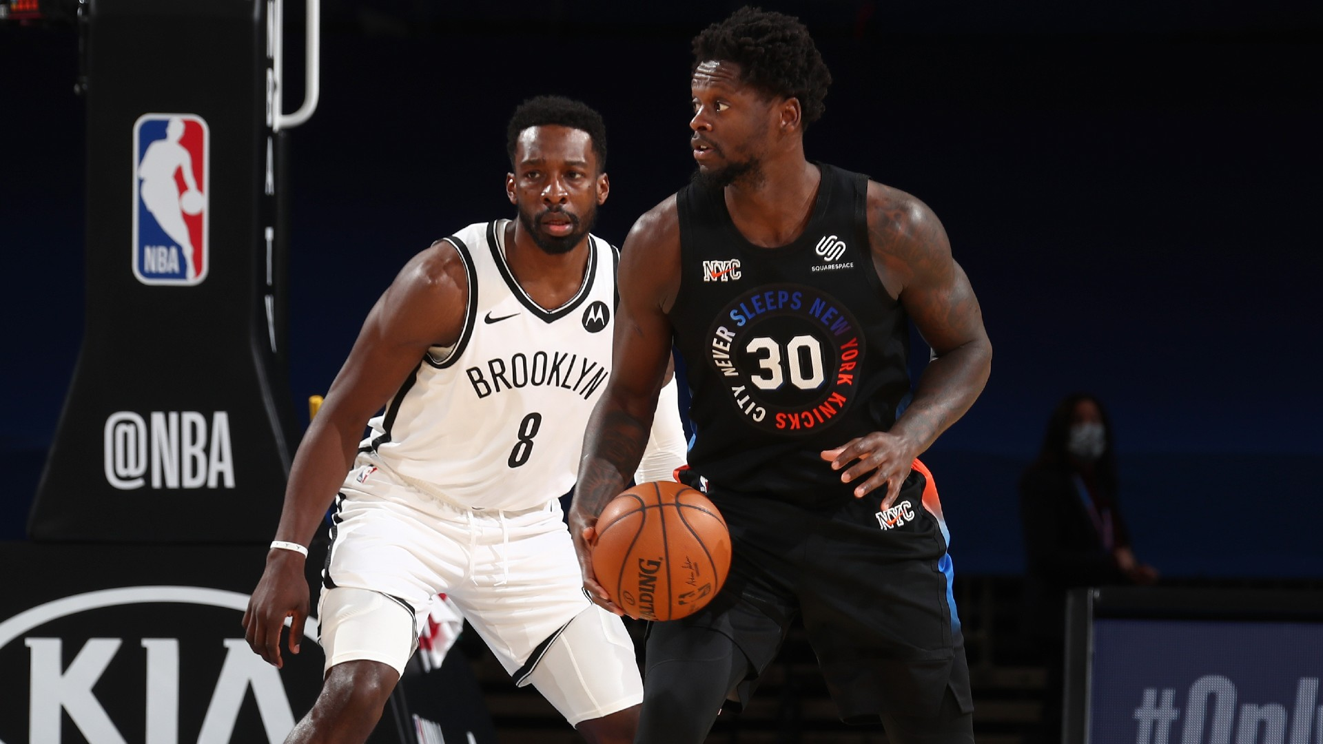 NBA Big Game Focus: New York Knicks aim to bridge the gap to Brooklyn Nets