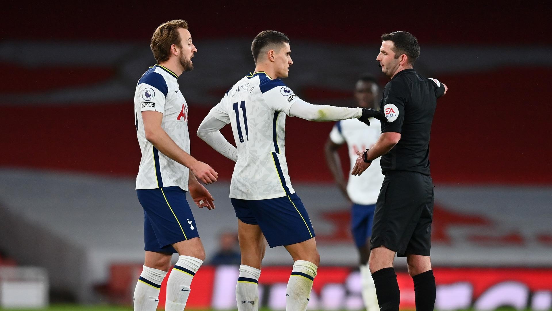 Arsenal 2-1 Tottenham: Lamela goes from hero to villain as Lacazette settles the derby