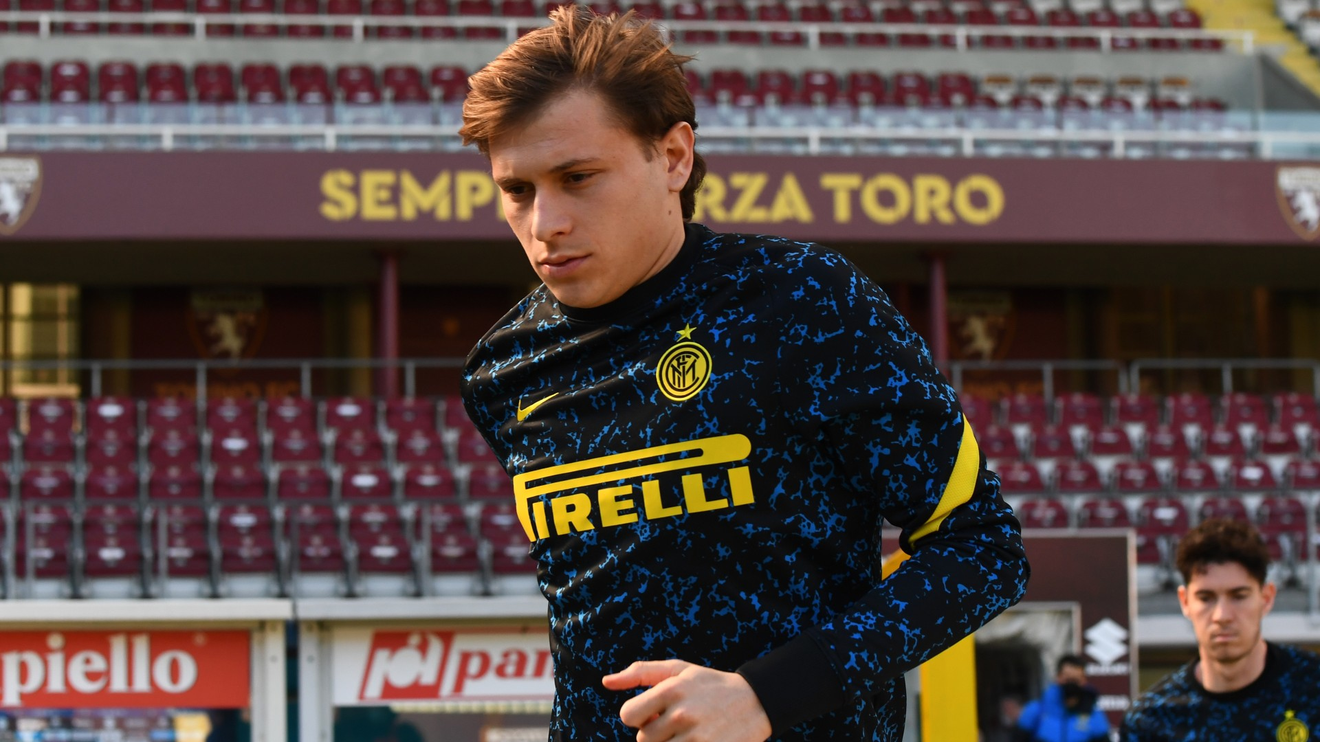 Inter's Barella inspired by Lakers superstar LeBron James