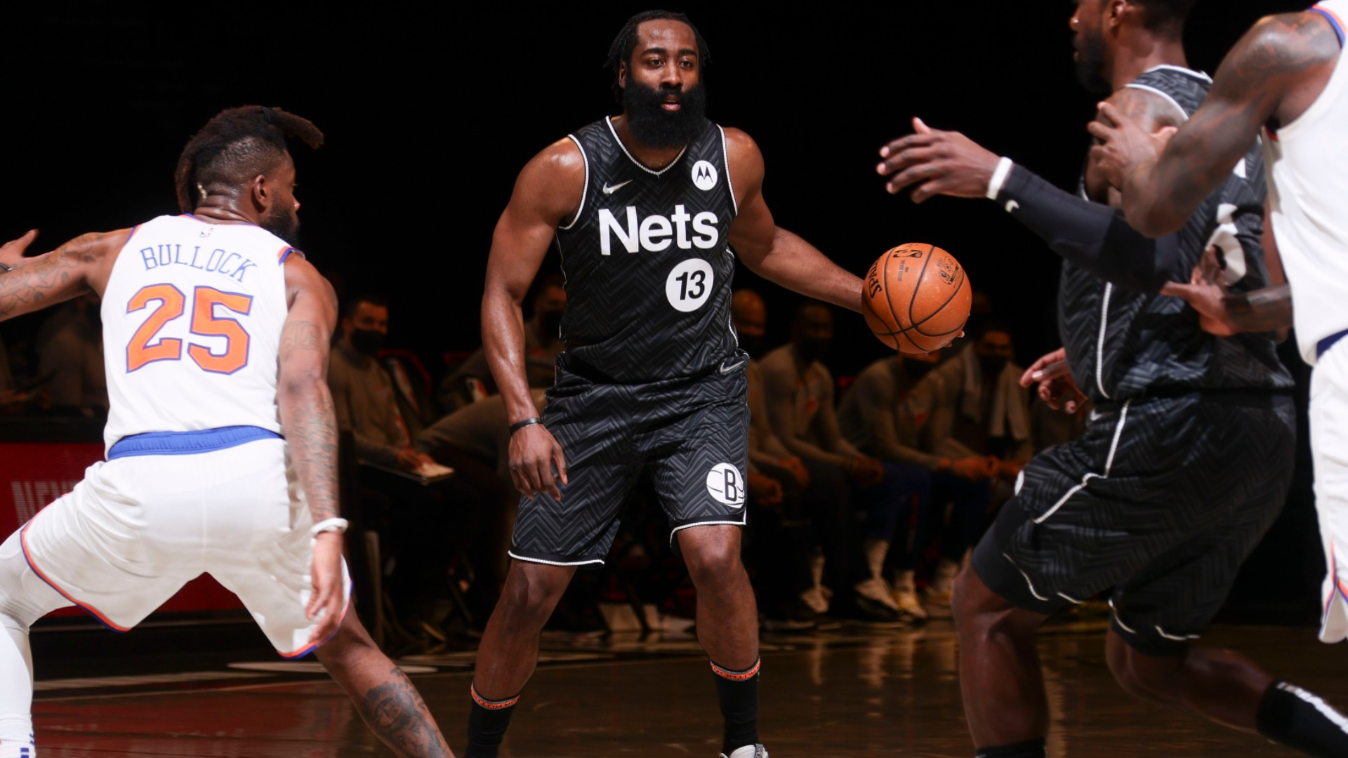 Harden makes Nets history, Giannis follows in MJ's footsteps and LeBron's triple-double fuels Lakers