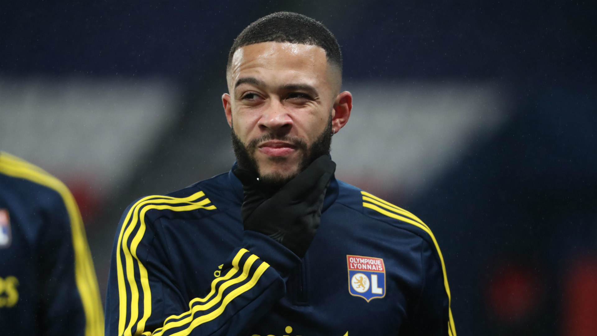 Aulas hopes title win could convince Barca-linked Depay to stay at Lyon