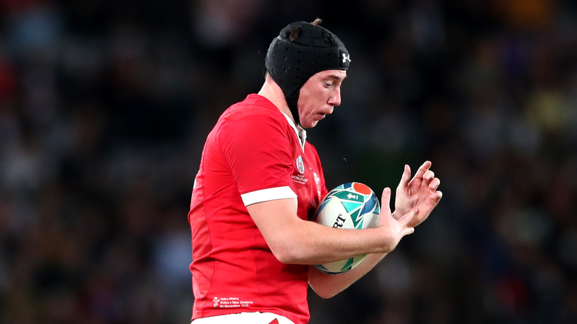 Six Nations 2021: Wales have Beard to help scratch Grand Slam itch