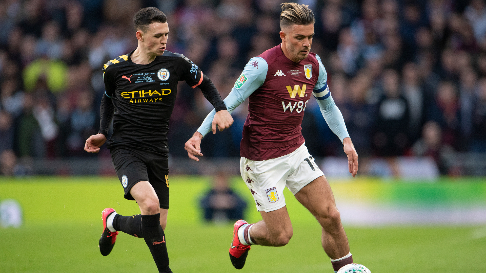 Rumour Has It: Man City frontrunners to land Grealish, Liverpool chase Inter's Bastoni