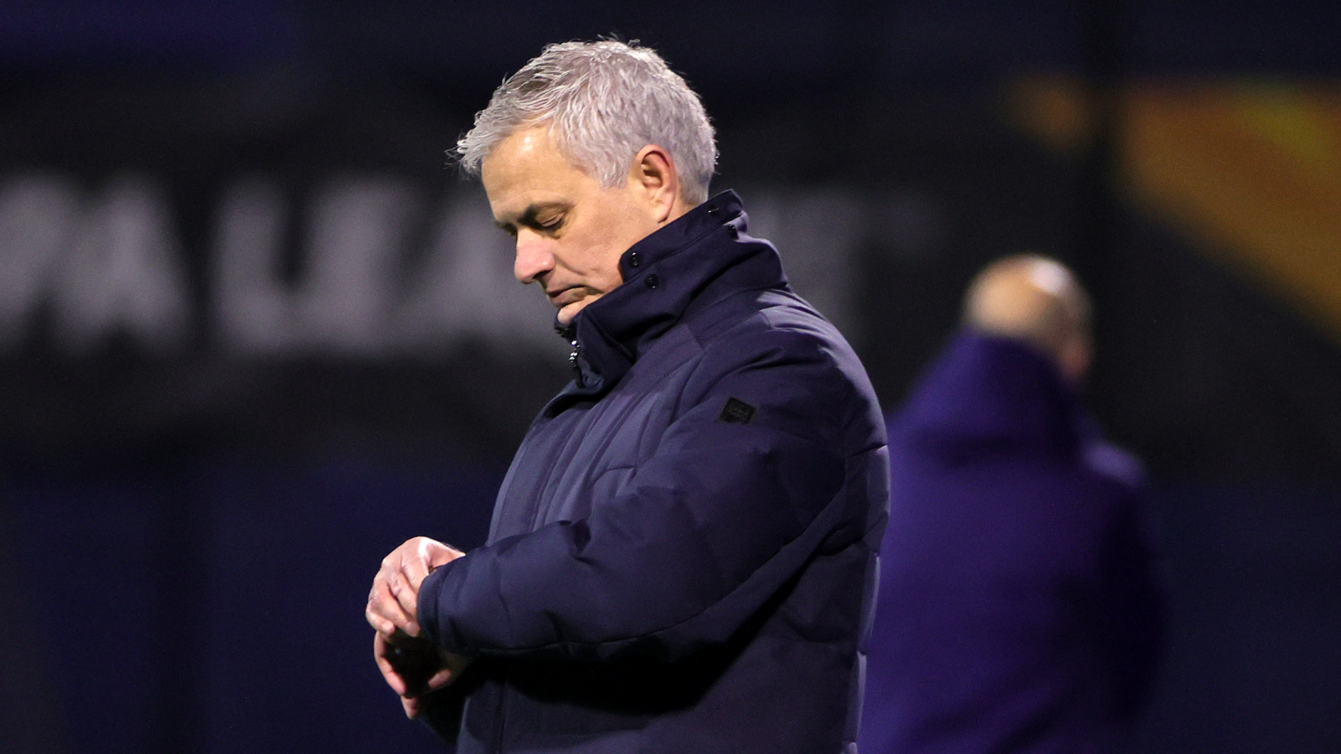 Mourinho 'concerned' by Tottenham players ignoring his instructions