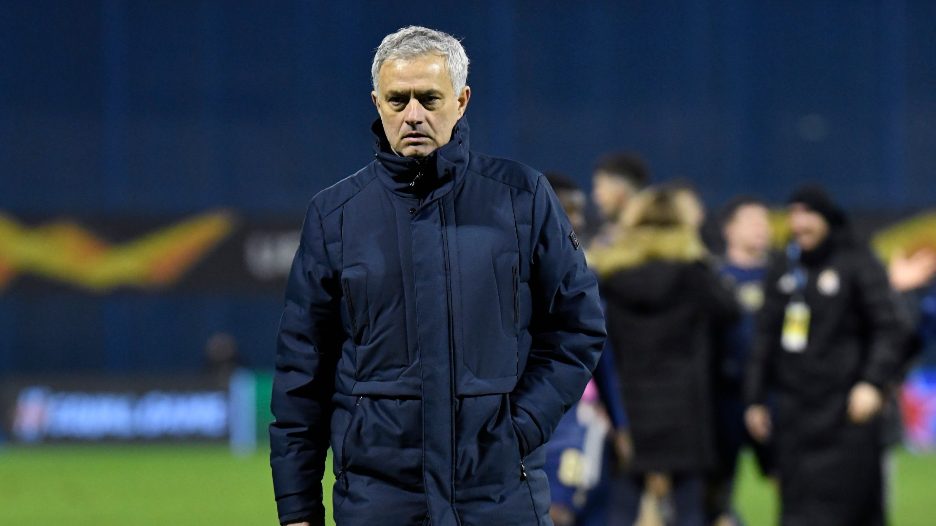 Mourinho 'more than sad' after Tottenham humiliation in Zagreb