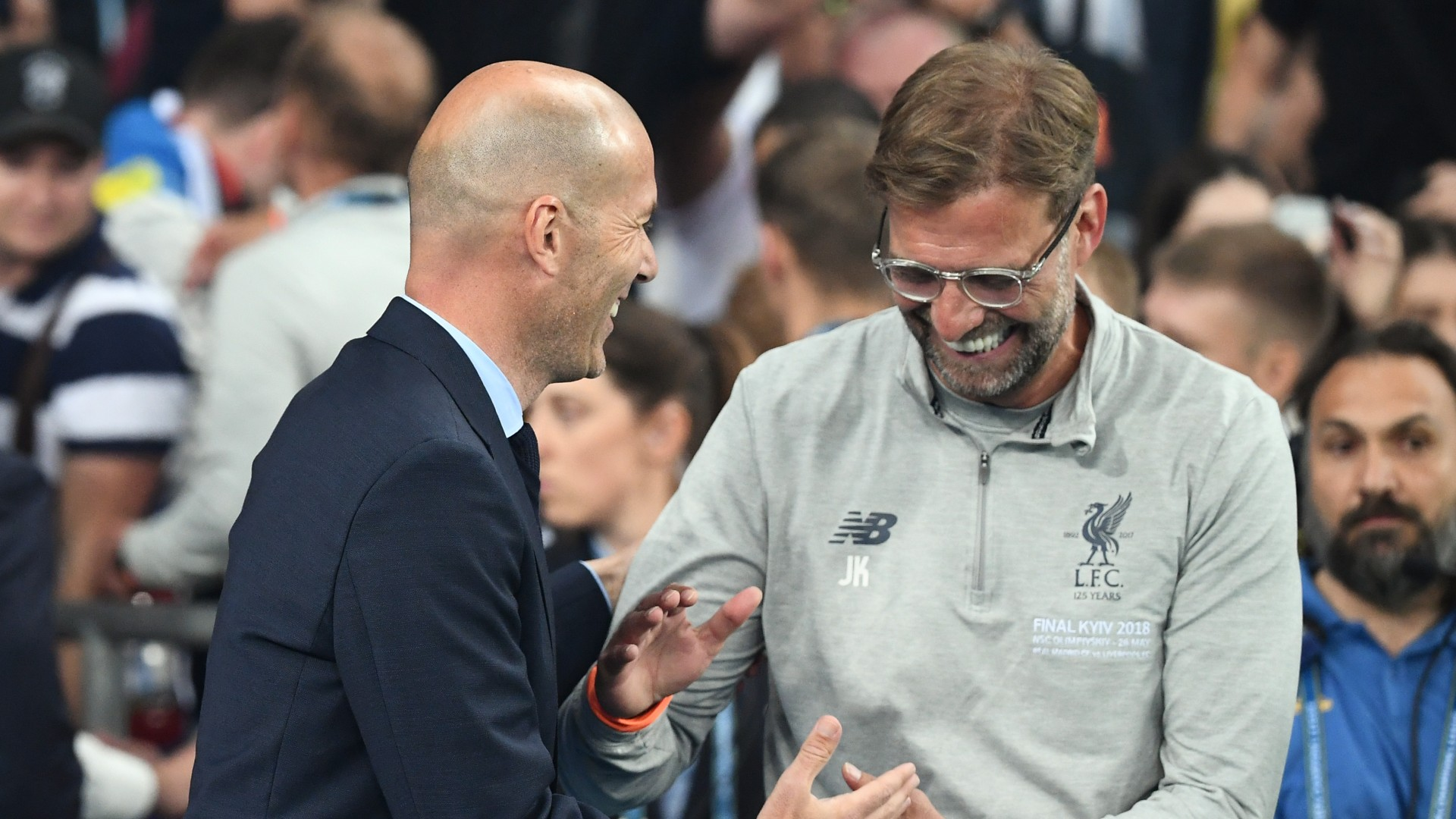 Klopp excited for Real Madrid reunion in Champions League quarter-final